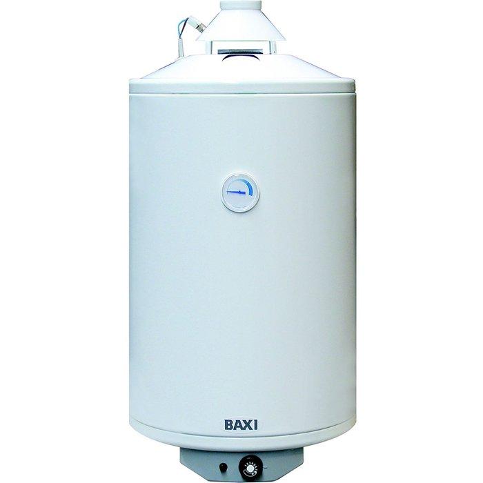 Водонагреватель Baxi SAG-3 8080 литров<br>Датчик тяги, термопара для контроля пламени, термоограничитель и предохранительный клапан   все это присутствует в функциональном современном газовом водонагревателе Baxi (Бакси) SAG-3 80. Производитель позаботился о полной безопасности пользователя устройства, а также уделил большое внимание удобству эксплуатации своего оборудования.<br>Особенности и преимущества газовых накопительных водонагревателей Baxi серии SAG-3:<br><br>Открытая камера сгорания;<br>Независимость от электропитания;<br>Пьезоэлектрическое зажигание;<br>Устройство розжига с пилотным пламенем;<br>Эмалированный стальной бак для защиты от коррозии;<br>Настенная или напольная установка;<br>Экологически чистая теплоизоляция из пенополиуретана;<br>Магниевый анод для дополнительной защиты от коррозии;<br>Универсальная горелка из нержавеющей стали;<br>Наличие рециркуляционного патрубка (в напольных моделях);<br>Возможна перенастройка для работы на сжиженном газе;<br>Датчик тяги   термостат; обеспечивает безопасный отвод продуктов сгорания, немедленно прекращает подачу газа на горелку в случае непроходимости дымохода (засор, сильный ветер);<br>Контроль наличия пламени при помощи термопары; в случае погасания горелки или запальника подача газа автоматически прекращается;<br>Регулировочный термостат   обеспечивает нагрев воды в бойлере до заданной пользователем температуры;<br>Предохранительный клапан на 8 бар.<br><br>Емкостные водонагреватели из серии Gas-3, работающие на газу, оснащены качественными комплектующими и оборудованы системой защиты. Их установка незатруднительна, может производиться на полу или на стене, однако это лучше доверить профессионалам для соблюдения всех необходимых условий. В интернет-магазине mircli.ru вы найдете полный ассортимент линейки Gas-3 от бренда Baxi.<br><br>Страна: Италия<br>Производитель: Италия<br>Перевод на сжиженный газ: Да<br>Магниевый анод: Да<br>Объем, л: 80<br>Темп. нагрева, С: 70<br>Давление: 20<br>Мощность, кВт: 4,5<br>