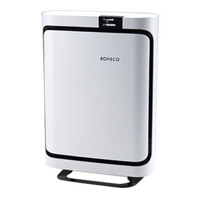 Очиститель воздуха Boneco P500Cо сменными фильтрами<br>Премиальный очиститель воздуха BONECO (Бонеко) P500 удивит вас не только надежной, тройной системой фильтрации, но и уникальным дизайнерским решением всей конструкции. Устройство имеет простое и современное электронное (сенсорное) управление и очень комфортно в эксплуатации, производителем также предусмотрена возможность затемнения экрана (идеально для работы во время вашего сна).<br>Основные достоинства  очистителя воздуха рассматриваемой модели от торговой марки BONECO:<br><br>Электронное (сенсорное) управление<br>Многоступенчатая система очистки воздуха<br>19-часовой таймер на включение и выключение прибора<br>Режим затемнения дисплея<br>Индикация качества очистки воздуха<br>Встроенные AUTO и SLEEP режимы<br>Индикатор чистки прибора<br>Пульт ДУ<br>Бесшумная работа<br>Контейнер для ароматических масел<br><br>Оборудование для увлажнения и очистки воздуха от BONECO   это привлекательная возможность изменить ход работы увлажнителей воздуха и климатических комплексов, сделать их эксплуатацию еще более комфортной и эффективной для современного потребителя. Верните себе свободное, легкое и непринужденное дыхание, укомплектовав свои устройства новыми фильтрами или другими аксессуарами.<br><br>Страна: Швейцария<br>Производитель: Швейцария<br>Площадь, м?: 28<br>Воздухообмен мsup3;: 300<br>Колво режимов работы: 3<br>Сенсоры качества воздуха: Нет<br>Газоанализатор: Нет<br>Датчик пыли: Да<br>Предварительный фильтр: Нет<br>НЕРАфильтр: Нет<br>Угольный фильтр: Нет<br>Электростатичный фильтр: Нет<br>Плазменный фильтр: Нет<br>Фотокаталитический фильтр: Нет<br>УФ лампа: Нет<br>Питание, В: 12/220<br>Ионизация: Нет<br>Пульт Д/У: Да<br>Антибактерицидный фильтр: Да<br>Шум, дБа: 25<br>Мощность, Вт: 30<br>Габариты ВхШхГ, см: 45x64,2x22,4<br>Вес, кг: 8<br>Гарантия: 1 год<br>Ширина мм: 642<br>Высота мм: 450<br>Глубина мм: 224