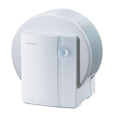 Мойка воздуха Boneco W1355AБытовые мойки<br>Boneco W1355A представляет собой стильную, компактную, удобную в использовании и очень эффективную мойку воздуха, предназначенную для применения в быту. Данная модель прекрасно справляется, как с очисткой воздуха, так и с его увлажнением. Прибор имеет два режима работы, один из которых идеален для включения в ночное время суток. При нем работа производится менее интенсивно, при этом уровень шума сведен к минимуму. Для выбора режима функционирования предусмотрен эргономичный регулятор, расположенный на лицевой панели.<br><br>Основные преимущества рассматриваемой модели бытовой мойки воздуха Boneco:<br><br>Работа в режимах увлажнения и очищения воздуха.<br>Прозрачный вместительный резервуар для воды.<br>Инновационное поколение увлажняющих дисков &amp;mdash; &amp;laquo;технология соты&amp;raquo;.<br>Антибактериальная защита гарантирована&amp;nbsp; ионизирующим серебряным стержнем (ISS).<br>Реализована функция предварительной ионизации воздуха.<br>Две ступени мощности.<br>Ночной режим работы прибора.<br>Простое обслуживание и уход (большинство пластиковых частей можно мыть в посудомоечной машине).<br>Компоненты и материалы непревзойденного качества.<br>Функция автоматического отключения при недостаточном уровне воды.<br>Высокие показатели по увлажнению.<br>Практически бесшумная работа.<br>Отсутствие сменных фильтров, расходных материалов.&amp;nbsp;<br><br>Серия моек воздуха Boneco Air-O-Swiss &amp;ndash; это семейство приборов нового поколения, которые помогут создать комфортные климатические условия у вас дома еще проще и быстрее. Все устройства оборудованы увлажняющими дисками новейшего поколения компании Plaston &amp;laquo;Технология соты&amp;raquo;_ что делает работу моек еще более эффективной и безопасной. Стоит отметить, что такое оборудование можно устанавливать даже в детской комнате, что поможет сделать сон ребенка крепким и здоровым, благодаря встроенной технологии обеззараживания воздуха. &amp;nbsp;<br><br>Страна: Ш