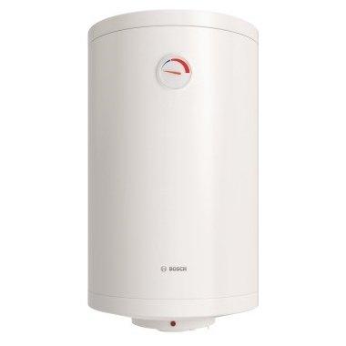 Электрический накопительный водонагреватель Bosch Tronic 1000T ES 050 5 1500W BO L1X-NTWVB50 литров<br>Современный водонагреватель с настенным вариантом размещения, осуществляющим работу от сети электроэнергии  Bosch (Бош) Tronic 1000T ES 050 5 1500W BO L1X-NTWVB    это идеальный вариант для небольшой семьи, где необходимо создать систему горячего водоснабжения. Прибор оснащен термометром, вынесенным на корпус модели, что позволит визуально контролировать работу оборудования. Водонагреватель представлен в стандартном цилиндрическом корпусе.<br>Особенности и преимущества водонагревателей серии Bosch Tronic:<br><br>Новый дизайн, разработанный инженерами Bosch<br>Расширенный модельный ряд<br>Улучшенный пользовательский интерфейс<br>Новые литражи для моделей 2000T/6000T/8000T<br>Модели с  сухим  тэном  Tronic 6000 T/8000T<br>Модели Slim (d=36 см) для монтажа в ограниченном пространстве<br>Возможность вертикального/горизонтального монтажа (6000T/8000T)<br>Энергоэффективность согласно европейским нормам<br>Электрические накопительные водонагреватели Bosch Tronic Thermotechnology<br>Стеклокерамическое покрытие бака   обеспечивает полную безопасность и чистоту при приготовлении горячей воды<br>Различные типы регулирования (механическое и электронное)<br>Удобство подключения<br>Режим антизамерзания<br>Новая теплоизоляция (низкие теплопотери)  22/ 32 мм<br>Защита от сухого пуска<br>Гарантия на накопительный бак   5 лет<br><br>Предлагаем вниманию всех гостей нашего интернет-магазина огромное семейство накопительных водонагревателей   Bosch Tronic. Все модели серии осуществляют работу от сети электричества. Высокая энергоэффективность приборов отчасти достигнута благодаря наличию в конструкциях турбированной горелки. Кроме того, такое решение позволяет осуществлять забор отработанных газов принудительно. Все водонагреватели серии оборудованы системой антизамерзания и качественной системой управления   в зависимости от модели   механической или электронной.   <br><br>Страна: Гер