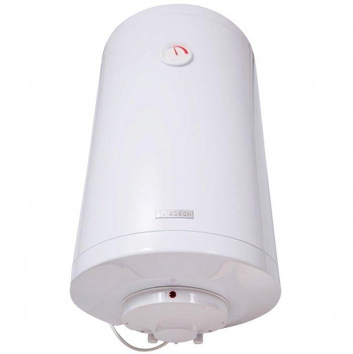 Электрический накопительный водонагреватель Bosch Tronic 2000T ES 080 5 2000W BO M1X-KTWVB80 литров<br>Вертикальный бойлер накопительного типа с эффективной защитой от коррозии в виде магниевого анода Bosch (Бош) Tronic 2000T ES 080 5 2000W BO M1X-KTWVB позволит создать в вашем доме благоприятные и уютные жилищные условия за счет организации в бытовых помещениях бесперебойного приготовления горячей воды для ее дальнейшего использования в различных целях.<br>Особенности и преимущества водонагревателей серии Bosch Tronic:<br><br>Новый дизайн, разработанный инженерами Bosch<br>Расширенный модельный ряд<br>Улучшенный пользовательский интерфейс<br>Новые литражи для моделей 2000T/6000T/8000T<br>Модели с  сухим  тэном  Tronic 6000 T/8000T<br>Модели Slim (d=36 см) для монтажа в ограниченном пространстве<br>Возможность вертикального/горизонтального монтажа (6000T/8000T)<br>Энергоэффективность согласно европейским нормам<br>Электрические накопительные водонагреватели Bosch Tronic Thermotechnology<br>Стеклокерамическое покрытие бака   обеспечивает полную безопасность и чистоту при приготовлении горячей воды<br>Различные типы регулирования (механическое и электронное)<br>Удобство подключения<br>Режим антизамерзания<br>Новая теплоизоляция (низкие теплопотери)  22/ 32 мм<br>Защита от сухого пуска<br>Гарантия на накопительный бак   5 лет<br><br>Предлагаем вниманию всех гостей нашего интернет-магазина огромное семейство накопительных водонагревателей   Bosch Tronic. Все модели серии осуществляют работу от сети электричества. Высокая энергоэффективность приборов отчасти достигнута благодаря наличию в конструкциях турбированной горелки. Кроме того, такое решение позволяет осуществлять забор отработанных газов принудительно. Все водонагреватели серии оборудованы системой антизамерзания и качественной системой управления   в зависимости от модели   механической или электронной.   <br><br>Страна: Германия<br>Производитель: Болгария<br>Способ нагрева: Электрический<br>Нагревательный элем