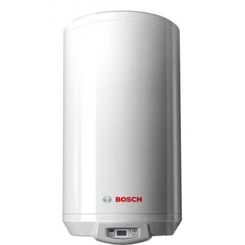 Электрический накопительный водонагреватель Bosch Tronic 7000T ES 075-5 E 0 WIV-B80 литров<br>Электрический накопительный водонагреватель Bosch (Бош) Tronic 7000T ES 075-5 E 0 WIV-B исполнен в классическом корпусе белого цвета цилиндрической формы. Это универсальный дизайн, который легко впишется в любое интерьерное решение. Достаточно вместительный аккумулирующий бак, рассчитанный на семьдесят пять литров, сможет обеспечить горячей водой целую семью.<br>Особенности и преимущества электрических накопительных водонагревателей Bosch серии Tronic 7000T:<br><br>Быстрый нагрев благодаря мощному тэну<br>Электронное управление<br>Информативный дисплей<br>Неприхотливость к условиям эксплуатации<br>Антибактериальное стеклокерамическое покрытие внутри бака<br>Высокая устойчивость внутреннего покрытия к перепадам давления и температуры<br>Низкие теплопотери благодаря уникальной теплоизоляции<br>Удобные подключения<br>Защита от перегрева<br>Обновленный дизайн и конструкция, разработанные инженерами Bosch<br>Стеклокерамическое покрытие внутри бака<br>Увеличенный магниевый анод для дополнительной защиты от коррозии<br>Термостат для защиты от перегрева<br>Магниевый анод с возможностью замены<br>Индикатор работы<br>Предохранительный клапан в комплекте<br>Теплоизоляция, минимизирующая потери тепла<br>Бак протестирован при давлении 16 бар<br>Термометр для индикации температуры<br><br>Tronic   это широкое семейство электрических водонагревательных приборов от компании Bosch. Семейство представлено тремя линейками: это 1000T   с упрощенным механическим регулированием; 2000T, 4000T   со стандартным механическим управлением; 6000T   с капиллярным термостатом; 7000T  и 8000T   с высокоточным термостатом электронного типа и дисплеем. Такой разнообразный модельный ряд обеспечивает простоту выбора максимально подходящего прибора, который будет наиболее полно отвечать требованиям пользователя.<br><br>Страна: Германия<br>Производитель: Болгария<br>Способ нагрева: Электрический<br>Нагревательны