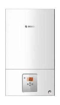 Котел Bosch WBN6000-35H RN S570035 кВт<br>Бытовые или производственные помещения площадью до 350 квадратных метров могут быть отоплены с помощью специального оборудования   отопительного котла Bosch (Бош) WBN6000-35H RN S5700, который работает на газовом топливе   самом доступном и дешевом. К данной модели можно дополнительно установить косвенный водонагреватель, что позволит обеспечить горячее водоснабжение.<br>Особенности серии газовых настенных котлов от популярного производителя Bosch:<br><br>Работает без дополнительных настроек и регулировки при давлении газа 9-35 мБар<br>Новый компактный и высокоэффективный теплообменник<br>Теплообменник ГВС прост в обслуживании и уходе<br>Модулируемый вентилятор<br>Новый гидроблок<br>Функциональный и удобный ЖК-дисплей<br>Возможность программирования работы прибора на неделю<br>Обновленный пользовательский интерфейс<br>Функция подачи сигнала о неисправности<br>Широкие возможности настройки оборудования под работу в составе индивидуальной отопительной системы<br>Трехходовой клапан с автоматическим байпасом<br>Простота в управлении и обслуживании<br>Наличие датчика и ограничителя потока<br>Фильтр грубой очистки<br>Наличие датчика Холла<br>Специальная транспортировочная упаковка<br>Компактные размеры<br>Привлекательный и эргономичный дизайн<br><br>Газовые настенные котлы серии Bosch WBN представляют собой современное высокотехнологичное оборудование, отличающееся высокими показателями надежности, комфортности в эксплуатации и уходе, удачным сочетанием экономичности потребления энергоносителей и высокой тепловой производительности.<br><br>Страна: Германия<br>Производство: Германия<br>Тип котла: Энергозависимые<br>Режим работы: Отопление<br>Камера сгорания: Закрытая<br>Горелка: Модулируемая<br>Max мощность, кВт: 35.0<br>Min мощность, кВт: 8.0<br>Max давление отопит контура , Атм: 3.0<br>Min давление отопит контура , Атм: 0.5<br>Расширительный бак: Да<br>Циркуляционный насос: Да<br>Встроенный накопительный бойлер: Нет<br>Возможност