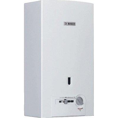 Водонагреватель Bosch WR10-2 P23 S579916-21 кВт<br>Компания Bosch представляет новое оборудование для приготовления горячей воды   теперь газовый проточный нагреватель серии Therm 4000 O WR10-2 P23 S5799 можно устанавливать в квартирах, в которых нарушена вентиляция или дымоудаление. Газовая колонка имеет неограниченный период непрерывной работы, безопасна в использовании и занимает мало места в обслуживаемом помещении.<br> <br>Основные особенности модели:<br><br>вертикальная установка;<br>работа при низком давлении;<br>автоматическая регулировка температуры;<br>модуляция мощности оборудования;<br>непрерывно горящий запальник;<br>полноценно функционирует при давлении воды в 0,1 атм;<br>непрерывная работа оборудования;<br>защита от перегрева;<br>датчик контроля газа;<br>изготавливается из нержавеющей стали;<br>теплообменник из меди;<br>высокая производительность;<br>модели производительностью от 10 до 15 л/мин;<br>горелка из нержавеющей стали, теплообменник из меди;<br>компактные размеры, элегантный дизайн;<br>жк-дисплей с индикацией температуры;<br>автоматическое поддержание заданной температуры воды;<br>система anti overflow   удаление продуктов сгорания через дымоход;<br>защита от перегрева, ионизационный контроль пламени и датчик контроля дымовых газов;<br>простота установки;<br>гарантия качества и надежной работы.<br><br> <br>Водонагреватели от компании Bosch оснащены специальной технологией модуляции мощности, которая отвечает за стабильный приток при различном входящем напоре воды. С таким оборудованием горячая вода всегда будет к вашим услугам! Линейка оборудования проверенна временем и многими пользователями, которые оставляют исключительно положительные отзывы об этой безукоризненной и неприхотливой технике. Водонагреватели оснащены высококачественными деталями, произведенными по новейшим технологиям, что, безусловно, очень благоприятно сказывается на сроке эксплуатации оборудования.<br><br><br>Страна: Германия<br>Производитель: Португалия<br>Способ нагрева