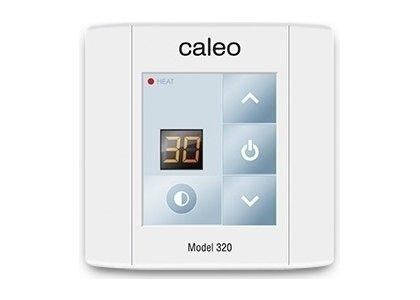 Теплый пол Caleo 320Терморегуляторы<br>CALEO 320 представляет собой удобный терморегулятор с дружественным интерфейсом встраиваемого типа, отличающийся малой мощностью и компактными размерами. Аксессуар предназначен для автоматизации процесса управления системами обогрева от торговой марки CALEO, в том числе и теплыми полами.<br>Заботясь о комфорте пользователей своего оборудования, торговая марка CALEO разработала линейку аксессуаров, которые делают использование отопительных систем более простым и удобным. Посетители найдут большой выбор терморегуляторов для теплых полов от этого бренда: встраиваемые, с адаптером и без, с пультом и ручным управлением.<br><br>Страна: Россия<br>Мощность, кВт: None<br>Канальная мощность, кВт: 2,0<br>Длина, м: None<br>Программирование: None<br>Площадь, м?: None<br>Управление: Кнопочное<br>Функция защиты от перегрева: None<br>Тип кабеля: None<br>Размер, мм: 80х80х35<br>Напряжение, В: 220<br>Вес, кг: 1<br>Гарантия: 2 года<br>Ширина мм: 80<br>Высота мм: 80<br>Глубина мм: 35