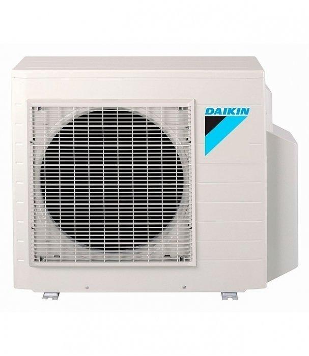 Внешний блок мульти сплит-системы Daikin 2MXS40H2 комнаты<br>Внешние блоки мульти сплит-систем Daikin 2MXS40H позволяют подключить два внутренних блока одного или различного типа. Компактная система помогает создать оптимальный процесс кондиционирования в квартирах, офисах, на дачах или в любых небольших помещениях. Два внутренних блока обеспечивают различные климатические условия в двух изолированных комнатах. Высокоэффективные компрессоры и производительный инвертор обеспечивают надежную и экономичную работу на благо вашего комфорта.<br>Особенности и преимущества наружных блоков из серии мультисплит-систем от компании Daikin:<br><br>Одновременное подключение нескольких внутренних блоков.<br>Разнообразие подсоединяемых внутренних блоков.<br>Независимая настройка рабочих параметров каждого внутреннего блока<br>Озонобезопасный фреон.<br>Оснащены компрессорами с плавающим ротором, которые отличаются низким уровнем шума и эффективностью.<br>Энергопотребление одной мультисплит-системы может быть на 20% меньше по сравнению с несколькими традиционными сплит-системами.<br>Поэтапное создание системы.<br>Быстрый монтаж.<br>Управлять кондиционером можно при помощи дистанционного пульта.<br>Высокоэффективное инверторное управление.<br>Надежность и безопасность.<br>Защита от низких температур, плесени, скачков напряжения.<br><br><br>Используя наружные блоки мультисплит-систем Daikin, пользователь может осуществить подключение нескольких внутренних блоков, что дает возможность поддерживать и программировать необходимый температурный режим в каждой комнате отдельно, но в определенном режиме: охлаждения или обогрева. Представленные агрегаты оснащены широким функционалом, который сочетается с конкурентоспособной ценой и высокой степенью надежности. Именно поэтому пользуются такой популярностью у покупателей.<br><br>Страна: Япония<br>Охлаждение вн.блока,кВт: None<br>Производитель: Китай<br>Обогрев вн.блока, кВт: None<br>Площадь вн.блока, м?: None<br>Компрессор: Инвертор<br>Площадь, 