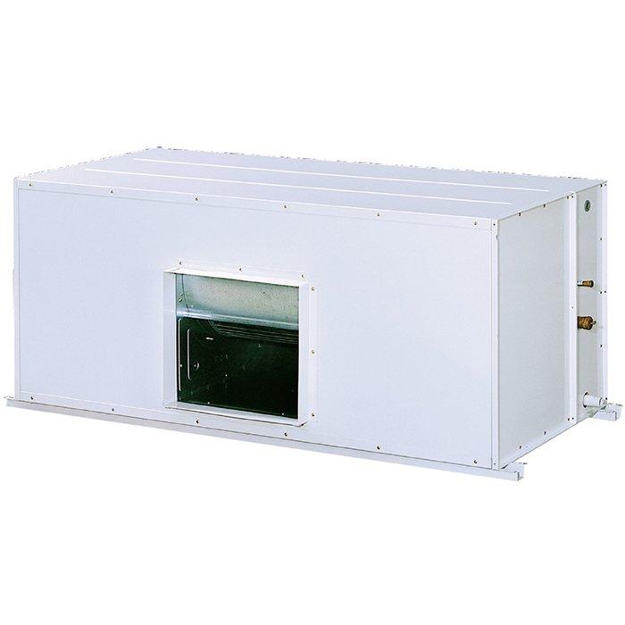 Канальный кондиционер Daikin FDYP125EXY/RCYP125EXY17 кВт - 60 BTU<br>Надежный и эффективный помощник в создании максимально комфортного для человека микроклимата в помещениях   канальный кондиционер Daikin (Дайкин) FDYP125EXY/RCYP125EXY полупромышленного назначения, разработан для обслуживания помещений большого объема. В комплект поставки входит стационарный пульт дистанционного управления с понятным каждому интерфейсом. <br>Особенности и преимущества канальных кондиционеров Daikin серии FDYP-EXY/RCYP-EXY:<br><br>Воздушный фильтр для очистки воздуха от частиц пыли<br>Автоматическое переключение рабочих режимов - в зависимости от заданных параметров и фактической температуры кондиционер автоматически переключает режим<br>Изменение направления подачи воздуха<br>Автоматический перезапуск в случае перебоя с питанием с сохранением всех заданных параметров<br>Режим комфортного сна<br>Внешнее статическое давление: 150 Па<br>Хладагент: R407C<br><br>Компания Daikin   один из лидеров на современном климатическом рынке. Их оборудование пользуется большой популярностью, что обусловлено его отличным качеством, прекрасными техническими показателями, эргономичным дизайном и непревзойденной надежностью. Канальные кондиционеры от этого бренда не исключение. Сплит-системы эффективно справляются со своей задачей, выдают минимум шума. Скромно потребляют электрическую энергию. Они удобны в монтаже, просты в управлении, неприхотливы в обслуживании. Это отличный выбор для помещений различного назначения, как стандартных, так и сложной формы.<br><br>Страна: Япония<br>Охлаждение, кВт: 31,65<br>Обогрев, кВт: 36,34<br>Компрессор: Не инвертор<br>Площадь, м?: 310<br>Потребляемая мощность охлаждения, Квт: 12,17<br>Потребляемая мощность обогрева, Квт: 11,11<br>Воздухообмен, мsup3;/ч: 6372<br>Габариты внеш. блока ВШГ: 1041х1083х1083<br>Осушение, л/час: None<br>Габариты внут. блока, ВШГ: 710х1694х775<br>Уровень шума внеш/внутр.б., Дба: 58<br>Вес внеш. блока, Кг: 197<br>Вес внутр. блока, Кг: 155<br