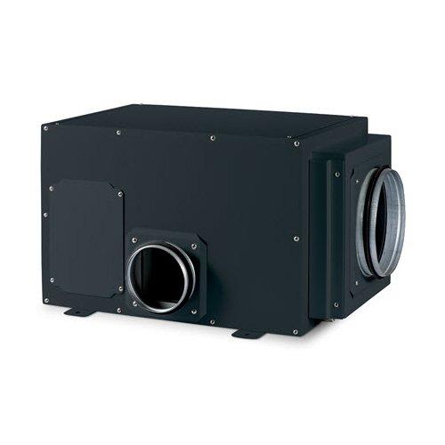 Осушитель воздуха DanVex DD - 26F&lt; 30 литров<br>Осушитель воздуха модели DanVex (ДанВекс) DD - 26F подходит для обработки воздушных масс в помещениях&amp;nbsp; как с холодным, так и с теплым воздухом, а также может обеспечивать весь обслуживаемый объем свежим воздухом. В комплектации представленного устройства имеется качественный сменный фильтр, доступ к которому легко получить благодаря улучшенной конструкции осушителя.<br>Особенности и преимущества промышленных осушителей воздуха DanVex представленной серии:<br><br>возможность подмеса свежего воздуха;<br>высокая производительность;<br>широкие области применения (жилые помещения, склады, спорткомплексы с бассейнами, ледовые арены, большие промышленные помещения);<br>работа по принципу конденсации;<br>может использоваться, как самостоятельно, так и в составе вентиляционной системы;<br>компактный моноблок с фланцами круглого сечения (для подключения к воздуховодам);<br>наличие разъема для подключения управляющего гигростата;<br>легкодоступный сменный кассетный фильтр класса G3;<br>влагозащита плат;<br>защита по высокому/низкому давлению;<br>защита от перегрузки;<br>автоматическая защита компрессора и вентилятора;<br>комфортное размещение благодаря компактности.<br><br>Промышленные осушители воздуха производства DanVex прекрасно применяются в самых разных эксплуатационных условиях и могут быть установлены как на жилых объектах, так и в больших производственных помещениях. Передовая комплектация и усовершенствованная современная конструкция обеспечивают максимально удобный монтаж представленных установок, а также обуславливают их надежность.<br><br>Страна: Финляндия<br>Производитель: Финляндия<br>Осушение л\сутки: 26<br>Производительность, мsup3;/ч: 340<br>Функция обогрева: Нет<br>Отвод конденсата: Дренажная трубка<br>Емкость бака, л: None<br>Хладагент: R407C<br>Корпус: металл<br>Уровень шума, Дба: 36<br>Мощность, Вт: 2000<br>Напряжение, В: 220 В<br>Установка: Настенная<br>Размер ВхШхГ,см: 24.5x57.5x34.5<br>Вес, кг