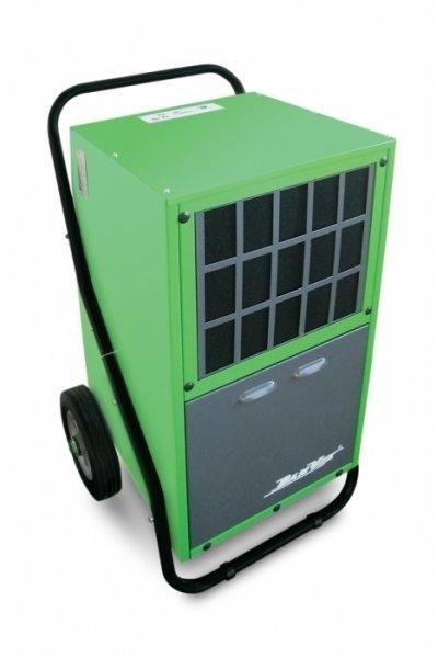 Воздушный осушитель DanVex DEH-1200i90 литров<br>DanVex DEH-1200i   осушитель, имеющий ряд преимуществ. Мобильный корпус можно удобно перемещать внутри помещений благодаря удобным колесам. Электрический осушитель безопасен для эксплуатации. Удобно использовать для дома или, например, для подвала.<br><br>Страна: Финляндия<br>Производитель: None<br>Площадь, м?: 600<br>Осушение, л/с: 120<br>Емкость бака, л: 10,0<br>Отвод дренажа: Сбор в бак<br>Уровень шума,  Дба: None<br>Мощность, Вт: 1860<br>Гигростат: Да<br>Гигрометр: Да<br>Габариты ВхШхГ, см: 110x64,5x52<br>Вес, кг: 57<br>Гарантия: 2 года<br>Ширина мм: 645<br>Высота мм: 1100<br>Глубина мм: 520
