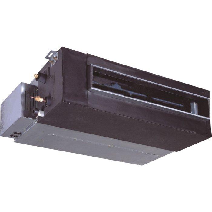 Канальный кондиционер Dantex RK-24HG2NE-W/RK-24BHG2N7.0 кВт - 24 BTU<br>Канальный низконапорный кондиционер Dantex RK-24HG2NE-W/RK-24BHG2N&amp;nbsp;оснащен режимом автоматического поддержания температуры воздуха в обслуживаемом помещении, что делает эксплуатацию прибора невероятно комфортной. Несложное техобслуживание данного кондиционера осуществляется с нижней стороны внутреннего блока. Кондиционер имеет ряд разнообразных функций и режимов, улучшающих его работу. Например,&amp;nbsp;помимо основных режимов обогрева и охлаждения данная модель способна осуществлять осушение воздуха и его вентиляцию.<br>Основные преимущества рассматриваемой модели канального кондиционера от торговой марки Dantex:<br><br>Плавное и эффективное воздухораспределение.<br>Два датчика температуры в помещении позволяют точнее контролировать температуру.<br>Функция охлаждения при низких температурах окружающей среды до - 20 &amp;deg;С.<br>Внешний блок универсальный и может работать с канальным, кассетным и потолочным внутренними<br>блоками.<br>Широкий температурный диапазон работы.<br>Универсальное подключение дренажа и притока свежего воздуха.<br><br>Полупромышленные кондиционеры Dantex серии RK-BHG2N/RK-HG2NE-W представляют собой сплит-системы канального типа, во внутренний блок которых встроен зимний комплект, благодаря чему возможна работа таких кондиционеров даже при низких отрицательных температурах воздуха. Модели этой серии имеют плоский внутренний блок, что облегчает его установку. Еще одной особенностью кондиционеров этой серии является возможность разводки на несколько диффузоров, при которой охлаждается сразу несколько помещений с использованием одного внутреннего блока.<br><br>Страна: Великобритания<br>Охлаждение, кВт: 7,0<br>Обогрев, кВт: 7,6<br>Площадь, м?: 70<br>Компрессор: Не инвертор<br>Потребляемая мощность охлаждения, Квт: 2,5<br>Потребляемая мощность обогрева, Квт: 2,35<br>Воздухообмен, мsup3;/ч: 1000<br>Габариты внеш. блока ВШГ: 700х955х395<br>Осушение, л/час: 2,2<br>Габа
