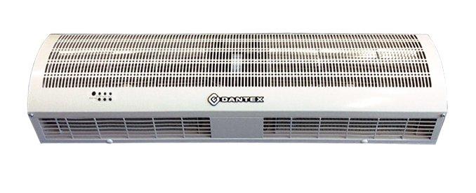 Электрическая тепловая завеса Dantex RZ-31218 DMN9 кВт<br>Воздушная электрическая тепловая завеса Dantex RZ-31218 DMN станет незаменимым помощником в сохранении комфортных климатических условий в различных помещениях. Представленная модель очень качественно исполнена и сможет безукоризненно прослужить долгие годы. Стоит отметить, что управляет прибор посредством пульта, оснащен инновационным нагревательным элементом и работает очень тихо.<br>Основные преимущества тепловых завес представленной серии от компании Dantex:<br><br>Эргономичный беспроводной пульт ДУ с расширенными функциями управления;<br>Двигатель вентилятора повышенной мощности, который обеспечивает требуемую скорость воздуха на выходе завесы;<br>Инновационный керамический&amp;nbsp; PTC&amp;nbsp; нагреватель;<br>Две ступени защиты PTC нагревателя от перегрева;<br>Дополнительная плата управления мощностью PTC нагревателя;<br>Высокая надежность компонентов, использование магнитного контактора Schneider Electric;<br>Улучшенные алгоритмы защиты от перегрева PTC нагревателя;<br>Металлический центробежный вентилятор;<br>Современный дизайн, обтекаемая форма корпуса завесы.<br><br>Серия тепловых завес Dantex DMN&amp;nbsp;с успехом применяются в магазинах, кафе или на входах в офисные здания, то есть в таких местах, где постоянно открывается и закрывается дверь, нарушая этим гармоничный климатический режим в помещении. Тепловые завесы монтируются стандартно &amp;ndash; над дверным проемом. Даже в том случае, когда дверь остается открытой, проникновение холодного воздуха внутрь сводится к 0, что в свою очередь помогает экономить на обогреве и минимизировать потери тепла. Воздушная завеса, которая монтирована правильно позволяет получить множество преимуществ: предотвращает возникновение сквозняков, препятствует проникновению внутрь холодного воздуха, с успехом защищает помещение от попадания в него насекомых, уличной грязи или выхлопных газов.<br><br>Страна: Великобритания<br>Тип: Электрическая<br>Расход воздуха, 