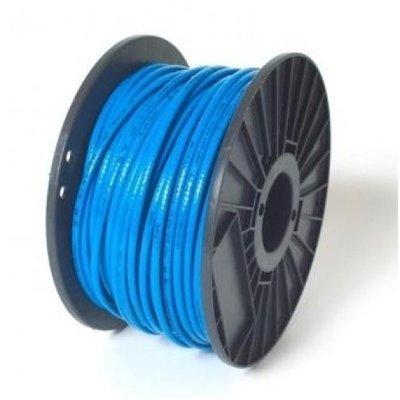 Теплый пол Devi Pipeheat DPH-10 22 мОбогрев труб<br>Двадцать два метра кабеля Pipeheat DPH-10 смогут обеспечить защиту трубопровода от замерзания, причем использовать изделие можно не только в бытовых, но и промышленных целях. Оборудование совершенно безопасно, удобно в монтаже и невероятно износоустойчиво. В качестве греющих элементов выступают две медные шины:  фаза  и  ноль , которые состоят из скрученных между собой шестнадцати жил каждая.<br>Особенности и преимущества рассматриваемой модели греющего кабеля от компании Devi:<br><br>Саморегулирующийся двухжильный экранированный кабель высокого качества.<br>Без содержания свинца.<br>Не содержит ПВХ и галогенов.<br>Высокая экологическая безопасность.<br>Широкий спектр возможности применения.<br>Максимальная экономия электрической энергии.<br>Идеальное решение, как  для дома, так и для помещений другого типа.<br>Внутренняя изоляция полиолефин.<br>Наружная изоляция тефлон (fluropolimer), синяя.<br>Подходит для систем питьевого водоснабжения.<br>Устанавливается внутрь трубы при помощи специальной герметичной муфты.<br>Класс М1   для систем с низкой опасностью механических повреждений.<br>Монтажная муфта с резьбой 1  и 11/2   приобретается отдельно.<br>Гарантия качества и длительного срока эксплуатации.<br>Сертификаты: УкрСЕПРО, SEMKO, VTT.<br><br>Предлагаем вниманию профессионалов серию нагревательных кабелей от торговой марки Devi    DEVIpipeheat , которая  разработана для предотвращения замерзания водяных систем, продуктопроводов, а также для защиты кондиционеров от замерзания. Все модели линейки отличаются абсолютной безопасностью ти длительным сроком эксплуатации, при условии подключения системы квалифицированным специалистом и соблюдении всех норм и стандартов. Нагревательные кабели серии представлены широким рядом, где изделия отличны по мощности и длине.<br> <br><br>Страна: Дания<br>Мощность, кВт: 0,22<br>Удельная мощ., Вт/м?: 10<br>Длина, м: 22<br>Тип кабеля: Двухжильный экранированный саморегулирующийся<br>На
