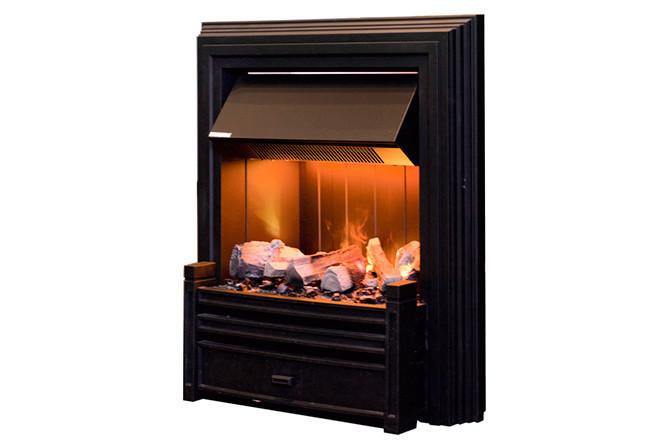 Камин Dimplex Brookline BlackОчаги классические<br>Встраиваемый электроочаг с живым пламенем&amp;nbsp;Dimplex Brookline Black можно устанавливать в любой подходящий портал, чтобы он принял форму, максимально удобную для его владельца. Этот декоративный очаг, исполненный в&amp;nbsp; классическом черном цвете, замечательно впишется как в этно-стиль интерьера, так и в холодный металлик стиля хай-тек.<br><br>Страна: Ирландия<br>Мощность, кВт: 2,0<br>Пламя Optiflame: None<br>Эффект топлива: Дрова<br>Фильтр очистки воздуха: Нет<br>Обогреватель: Есть<br>Цвет рамки: Черный<br>Потрескивание: Нет<br>Пульт: Нет<br>Дисплей: Нет<br>Тип камина: Электрический<br>ГабаритыВШГ,мм: 657х590х315<br>Гарантия: 1 год<br>Вес, кг: 20