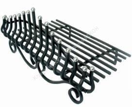 Дровница Dimplex LH007BKАксессуары<br>LT002AS &amp;ndash; это очень красивая декоративная дровница из Премиум-линейки аксессуаров от компании Dimplex. Выполнено изделие из металла высокого качества в виде решетки с коваными элементами на ножках. Цвет &amp;ndash; черный. Такой аксессуар прекрасно дополнит как искусственный электрический, так и дровяной камин, особенно вместе с настоящими поленьями.<br><br>Страна: Ирландия<br>Цвет: Черный<br>Габариты ВхШхГ,мм: 585х330х255<br>Вес, кг: 1<br>Гарантия: 1 год<br>Ширина мм: 330<br>Высота мм: 585<br>Глубина мм: 255