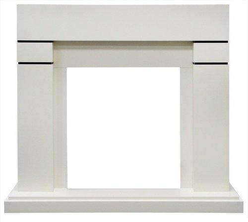 Деревянный портал для камина Dimplex Lindos (Sym. DF2608-EU)Порталы из дерева<br>Каминный портал компактных размеров  Dimplex (Димплекс) Lindos (Sym. DF2608-EU)  станет идеальным решением для создания интерьерной композиции с камином в небольшом по площади помещении. Изделие исполнено в цветовом решении  алебастр , который, как известно, считается универсальным и превосходно сочетается с любым другим цветом. Портал наделен лаконичным обликом, где элементы оформления сведены к минимуму, что придает образу еще большее благородство и роскошь.<br>Особенности и преимущества  модели портала для электрокамина от компании Dimplex:<br><br>Интересный дизайн в стиле ирландской каминной классики.<br>Великолепное сочетание цветов.<br>Фронтальный вариант исполнения.<br>Широкая каминная полка.<br>Устойчивость конструкции.<br>Материалы изготовления: МДФ, натуральный шпон.<br>Портал устойчив к разрушающему воздействию солнечных лучей.<br>Простая установка, не требующая профессиональных навыков.<br>Комплектуется с технологичным электрическим очагом Sym. DF2608-EU (цена на данный портал указана без стоимости электроочага).<br>Невероятная простота в уходе.<br>Долгий срок эксплуатации.<br><br>Серия каминных порталов от известного ирландского бренда Dimplex   это всегда великолепное сочетание непревзойденного высокого качества, функциональности и демократичной стоимости продуктов. Абсолютно все модели семейства разработаны для комплектации электрическими топками от одноименного или другого производителя. Огромный выбор дизайнерского исполнения позволит подобрать устройство даже под самый необычный интерьер помещения. Порталы не только помогут подчеркнуть вкус хозяина дома, но и в тандеме с очагом   обогреют небольшое помещение. <br><br>Страна: Ирландия<br>Материал портала: МДФ/нат. шпон<br>Цвет: Алебастр<br>Тип портала: Фронтальный<br>ГабаритыВШГ,мм: 990х1240х400<br>Вес, кг: 11<br>Гарантия: 1 год