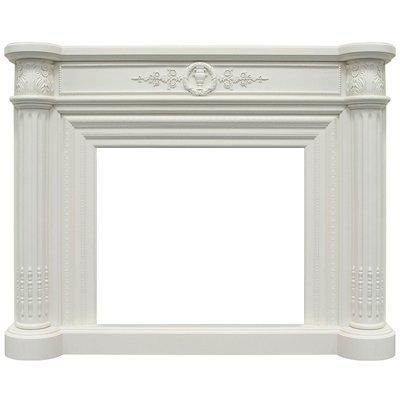 Деревянный портал для камина Dimplex Manor (для Sym. DF2608-EU)Порталы из дерева<br>Если вы решили создать у себя дома интерьер в духе классического романского стиля, то вам обязательно стоит установить электрокамин с порталом Dimplex (Димплекс) Manor (для Sym. DF2608-EU). Рассматриваемая модель портала выполнена в элегантном цвете  белый дуб , традиционный облик украшен двумя колоннами, увенчанными изящными капителями и резным орнаментом. Для создания полноценного камина необходимо дополнительно приобрести широкоформатный очаг  Symphony .<br>Особенности и преимущества рассматриваемой модели портала для электрокамина от Dimplex:<br><br>Модель поможет создать эксклюзивный предмет интерьера<br>Материалы изготовления МДФ/Натуральный шпон<br>Не боится влаги, устойчив перед высокими температурами.<br>Поверхность не истирается и не царапается.<br>Несложный монтаж, не требующий профессиональных навыков.<br>Благородное роскошное цветовое решение<br>Пристенный вариант установки<br>Гарантия высокого качества<br>Очаг для портала необходимо приобрести отдельно.<br><br>Камин в доме   это всегда уютная атмосфера и уникальный интерьер, такие приборы могут работать на разных видах топлива, но самым практичным приобретением считается электрокамин. Данные приборы просты в эксплуатации, не требуют разрешения на установку и возведения дымоходов; за ними достаточно просто ухаживать   отсутствует необходимость осуществлять чистку от золы. Как правило, электрический камин состоит из двух элементов   это топка, осуществляющая имитацию горения огня и портал, в который она встраивается. Семейство порталов для электрокамина от Dimplex имеет широкое разнообразие моделей, каждый пользователь найдет себе именно то, что идеально подойдет к оформительскому решению его помещения. Все модели изготовлены из качественных материалов, применение современного оборудования производства сделало продукты устойчивыми к износу и состариванию.<br><br>Страна: Ирландия<br>Материал портала: МДФ/нат. шпон<br>Цвет: