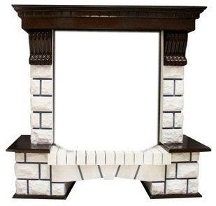 Портал из камня для камина Dimplex Pierre Luxe (Cassete 600)Порталы из камня<br>Устанавливая в своем доме камин, необходимо позаботится о его внешнем виде, то есть оформлении. Если вам не по душе холодность античности или помпезные барельефы стиля ампир, то советуем вам обратить внимание на классический и стильный дизайн каменно-деревянных каминных порталов Pierre Luxe (Cassete 600) от Dimplex. Приятный, светлый цвет камня дополняется деревянными панелями в цветовом тоне на ваш выбор.<br>Цвет портала: дуб/темный дуб/венге. Цвет экрана/камня: шампань.<br>Особенности и преимущества порталов для электрических каминов от компании Dimplex:<br><br>Различные варианты установки: как фронтальная, так и угловая.<br>Различные размеры изделий.<br>Многообразие стилей, цветовых решений и видов отделки.<br>Простой и быстрый монтаж. Не требующий профессиональных инструментов и навыков.<br>Первоклассное аккуратное исполнение из высококачественных материалов.<br>Долгий срок службы и сохранение безупречного внешнего облика.<br>Устойчивость перед истиранием и механическими повреждениями.<br>Легкость ухода.<br>Комплектация с электрическими очагами этого же производителя.<br><br>Если вы хотите выгодно подчеркнуть свой электрический камин, создав настоящее произведение искусства, то обратите внимание на семейство порталов от торговой марки Dimplex. Компания разработала широчайший ассортимент таких декоративных панелей. Модельный ряд включает в себя порталы и классического вида, и кантри и даже в стиле рококо, а варианты цветового оформления просто поражают воображение. Электрический камин, оформленный подобной декоративной панелью, сможет занять достойное место в интерьере гостиной, кабинета, конференц-зала, даже офиса или ресторана. Кроме того, такой предмет интерьера еще и функционален, ведь на каминной полке так удобно размещать милые сердцу памятные аксессуары или просто элементы декора.<br><br>Страна: Китай<br>Материал портала: Камень/МДФ/Нат. шпон<br>Цвет: Мульти<br>Тип портала: Фро