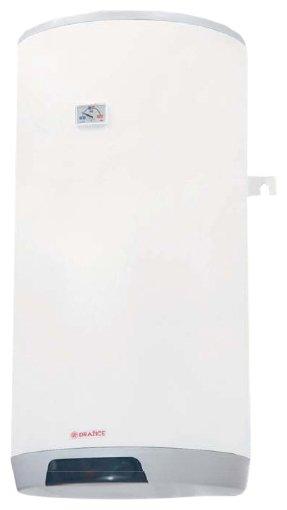 Бойлер косвенного нагрева Drazice OKC 100 NTR/Z100 литров<br>Накопительный водонагреватель с косвенным способом нагрева Drazice (Дражица) OKC 100 NTR/Z крепится на стену вертикально. Подключается к внешней системе с теплоносителем под давлением до 1 МРа и температурой до 110  С. Объем бака 95 литров, имеется термостат, регулирующий температуру воды, защиту бака от внутренней коррозии и индикатор для контроля за температурой внутри бака.<br>Особенности представленной модели накопительного бойлера от популярной торговой марки  Drazice:<br><br>Возможность подключения к любой системе отопления.<br>Настенное вертикальное исполнение.<br>Не требует специальных разрешительных документов.<br>Быстро нагревает воду.<br>Корпус прибора покрыт порошковой эмалью белого цвета.<br>Имеет теплоизоляцию высокой плотности.<br>Рабочий бак и колба ТЭНа покрыты стеклокерамикой с содержанием циркония   100% защита от электрохимической коррозии и дополнительные антибактериальные свойства.<br>Предохранительный клапан для сброса избыточного давления.<br>Обладает внешним терморегулятором, который позволяет легко задать температуру нагрева воды.<br>Точный капиллярный трехклеммный термостат управления позволяет экономить электроэнергию до 15%.<br>Теплообменник обладает толщиной стали3 мм.<br>Тихая работа.<br>Гарантия качества от производителя.<br><br>Семейство бойлеров косвенного нагрева накопительного типа от компании Drazice, представленное в нашем интернет-магазине порадует каждого покупателя широким выбором моделей и доступной стоимостью. Все модели выполнены из высокопрочных, качественных материалов, характеризуются высокой эффективностью в работе и длительным сроком эксплуатации. Стоит также отметить, что производитель гарантирует абсолютную безопасность эксплуатации, благодаря современным технологиям производства и высококлассной сборке. <br><br>Страна: Чехия<br>Объем, л: 95<br>Мощность ТЭНа, кВт: Нет<br>Установка: Подвесной<br>Покрытие бака: Эмаль<br>Емкость теплообменника: 1.08<br>Подклю