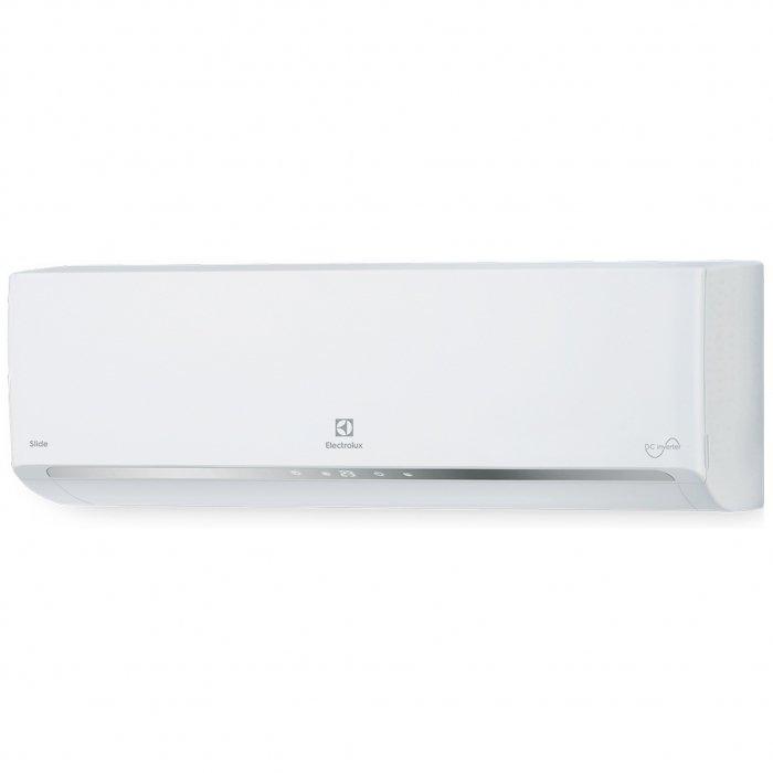 Настенный кондиционер Electrolux EACS/I - 07 HSL/N320 м? - 2 кВт<br>Electrolux&amp;nbsp;(Электролюкс)&amp;nbsp;EACS/I&amp;nbsp;- 07&amp;nbsp;HSL/N3 &amp;mdash; это концептуально новый кондиционер от крупнейшей на рынке климатических приборов компании, которая может похвастаться обширным рядом современных разработок в сфере технического оснащения дома. Помимо режима автоочистки и автоматической разморозки, доступна функция самодиагностики, позволяющая выявить неполадки в работе.<br>Особенности и преимущества настенных сплит-систем&amp;nbsp; Electrolux серии SLIDE&amp;nbsp;DC&amp;nbsp;Inverter:<br><br>Функция осушения обеспечивает снижение влажности внутри помещения. Конденсат, скапливающийся при работе системы, выводится через дренажную трубку.<br>Стабильная работа от -10 до +43 &amp;deg;C<br>Самодиагностика и автоочистка.<br>Режим &amp;laquo;Турбо&amp;raquo; и ночной режим работы, а также удобный таймер и LED-дисплей.<br>Автоматическое качание&amp;nbsp; горизонтальных и вертикальных жалюзи.<br>Автоматическая разморозка.<br>Мягкий старт.<br>Горячий старт исключает возможность поступления холодного воздуха в помещение (только в режиме обогрева).<br>Пульт ДУ с режимом реального времени.<br>Антикоррозийное покрытие Blue Fin.<br>Электростатический + LTC фильтр.<br>Озонобезопасный фреон.<br>Защита от перепадов напряжения.<br>Экономичное энергопотребление.<br><br>Серия&amp;nbsp;SLIDE&amp;nbsp;DC&amp;nbsp;Inverter&amp;nbsp;&amp;mdash; это модельный ряд мощных кондиционеров, которые были разработаны в соответствии с лучшими технологическими решениями компании&amp;nbsp;Electrolux. Каждое устройство &amp;mdash; это уникальная климатическая система, сочетающая в себе непревзойденную многофункциональность и энергоэффективность при условии абсолютной бесшумности работы. Доступен турбо-режим, с помощью которого вы сможете наслаждаться прохладой или теплом уже через несколько минут.<br><br>Горизонтальная регулировка потока: Нет<br>Страна бренда: Швеция<br>Уровень шума, дБа: 53<br>Г