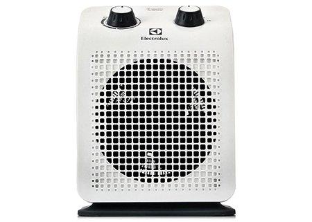 Керамический тепловентилятор Electrolux EFH/S-1115Тепловентиляторы<br>Современный тепловентилятор ElectroLux (Электролюкс) EFH/S-1115 представляет собой инновационное устройство для обогрева любых помещений, которое имеет безупречное визуальное оформление, выполненное в соответствии с ведущими тенденциями в мире дизайна. Вся конструкция обогревателя и его корпус выполнены из современных, безопасных для окружающей среды материалов.<br><br><br><br><br>Особенности и преимущества тепловентилятора Electrolux представленной модели:<br><br>Три режима работы<br>Два режима мощности обогрева: полный режим и режим половинной мощности<br>Встроенный термостат<br>Высоконадежный нагревательный элемент обеспечивает мгновенный нагрев помещения<br>Датчик защиты от перегрева<br>Инновационный дизайн<br>Экологичность - При производстве использовались экологически чистые и безопасные материалы<br>Надежность и высокое качество - Выполнен из ударопрочного и термостойкого пластика.<br>Удобство управления - Эргономичное управление всеми функциями тепловентилятора<br>Компактные габариты<br>Европейский стандарт безопасности<br>Бесшумный механизм работы за счет усовершенствованной конструкции тепловентилятора<br><br><br><br>&amp;nbsp;<br><br><br><br>Режимы работы:<br><br>Режим &amp;laquo;Вентиляция&amp;raquo; - обдув помещения без функции обогрева<br>Режим подачи теплого воздуха &amp;ndash; мощность обогрева 750Вт<br>Режим подачи горячего воздуха &amp;ndash; мощность обогрева 1500Вт<br><br>&amp;nbsp;<br><br><br><br><br>Семейство тепловентиляторов от компании Electrolux &amp;ndash; это современные отопительные агрегаты, которые можно охарактеризовать высокой эффективностью работы, удобным простым управлением, совершенно безопасной эксплуатацией и эргономичным, неизменно стильным дизайном. Эти компактные приборы&amp;nbsp; подогретый воздух равномерно распределяют по всему объему помещения, создавая комфортные микроклиматические условия в домах и квартирах, офисах&amp;nbsp; магазинах. Также стоит 