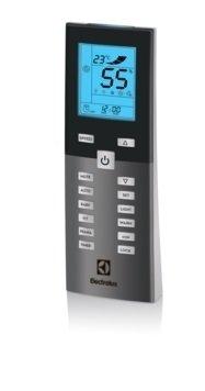 Метеопульт с технологией I-Feel Electrolux EHU/RC-10Аксессуары<br>Инфракрасные метеопульты Electrolux (Электролюкс) EHU/RC-10 при подключении к увлажнителю Electrolux YOGAhealthline EHU - 3810D, позволяют дистанционно, с помощью функции I-Feel передавать данные о влажности воздуха и температуре в точке размещения пульта. Это даёт возможность увлажнителю создавать и поддерживать микроклимат в любой точке помещения, ориентируясь на данные пульта.<br><br>Страна: Швеция<br>Тип батарейки: None<br>Количество батареек: 2<br>Диапазон t, С: None<br>Питание: None<br>Материал: None<br>Запах: None<br>Вес, кг: 1<br>ГабаритыВШГ, мм: 160х55х22,6