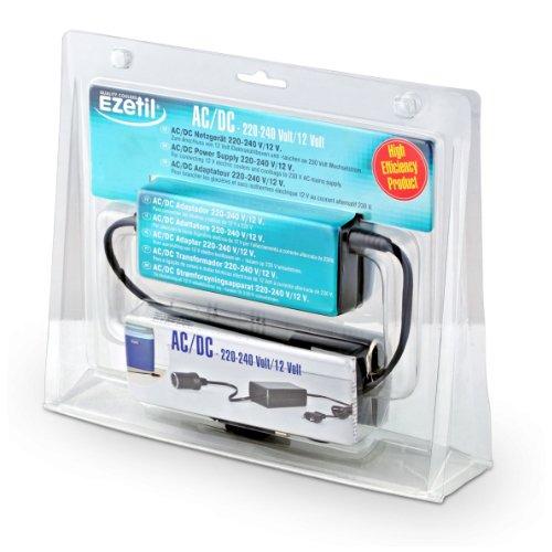 Адаптер питания Ezetil Converter AC/DC 220-240/12VАксессуары<br>Адаптер питания модели Ezetil (Эзетил) Converter AC/DC 220-240/12V   это компактный и очень простой в использовании бытовой аксессуар, позволяющий применять привычные для автомобильных путешествий электроприборы в доме. Адаптер питания безопасно и стабильно работает в течение длительного времени, не нагреваясь. Кабель выступает в качестве удлинителя.  С его помощью пользователи смогут легко подключать автомобильные холодильники к бытовой электрической сети, что позволит эксплуатировать приборы в помещениях, например, гостиничных номерах.<br><br>Страна: Германия<br>Мощность, Вт: None<br>Ток вых., А: None<br>Напряжение вых., В: 220<br>Напряжение вход., В: 12/24<br>Питание, В: Нет<br>Габариты ВxШxД, мм: 270x70x230<br>Вес, кг: 1<br>Объем, л: None<br>Гарантия: 1 год<br>Материал: None