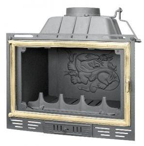 Камин Fabrilor DECO 690 SA BRТопки<br>DECO 690 SA BR представляет собой качественную модель топки для печей или каминов от компании Fabrilor. Данный очаг предназначен для работы с дровами или же специальными древесными брикетами. Дверца топки изготовлена из жаропрочного стекла, высотой 700 миллиметров, оборудована удобной ручкой, открывается вбок. Сама конструкция изготовлена из чугуна с латунным фасадом. Кроме того, данная модель оснащена шиберной заслонкой, которая позволяет увеличить время горения одной закладки дров на срок до 10 часов.<br>Характерные особенности представленной модели каминной топки:<br><br>Латунный фасад.<br>Оснащена встроенной заводской шиберной заслонкой.<br>Регулировка подачи воздуха для горения.<br>Большой вместительный зольник.<br>Режим длительного горения   поддерживается процесс тления в течение 4-10 часов.<br>Все элементы изготовлены из высококачественного термостойкого чугуна.<br>КПД более 75%.<br>Большая площадь теплоотдачи за счет оребрения.<br>Современные технологии в классическом исполнении.<br>Полное соответствие европейской норме EN 13229.<br>Высококачественное исполнение.<br>Рекомендуемое топливо: дрова и древесные брикеты.<br><br>Все топки для дровяных каминов с прямым жаропрочным стеклом серии 700 от французской компании Fabrilor   это высокое качество используемого в производстве чугуна и удобно продуманная конструкция, которая позволяет экономить топливо, но при этом характеризуется высокой теплоотдачей. Кроме того, все модели выполнены в стильном дизайне, в котором используются изысканные элементы, изготовленные из латуни. Широкий модельный ряд представленной серии позволит подобрать очаг, который подойдет именно к Вашей печи или камину.<br>Обратите внимание: для разжигания нельзя использовать горюче-смазочные материалы, такие как бензин, солярку и т. д. Следует избегать перепадов температуры, не тушить огонь различными жидкостями.<br> <br> <br> <br> <br> <br><br>Страна: Франция<br>Производитель: Франция<br>Тип: Топка<br>Ма