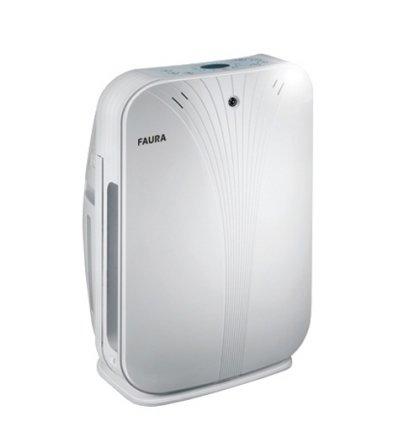 Очиститель воздуха Faura NFC 260 AquaОчистка + Увлажнение<br>Очиститель воздуха Faura NFC260 Aqua поможет вам в создании здорового и комфортного микроклимата в помещениях. Представленная модель обеспечит эффективное увлажнение воздуха, а также его ионизацию, плазменную очистку, удаление пыли и неприятных запахов, болезнетворных микроорганизмов. В жилых домах наиболее целесообразно устанавливать прибор в спальнях или детских комнатах, а также комнатах аллергиков и астматиков. Воздухоочиститель Faura NFC260 Aqua пригоден не только для квартир и домов, его также можно успешно использовать в офисах. Помещениях для курения и т.д.<br>Основные преимущества воздухоочистителей серии Faura:<br><br>Очистка воздуха:<br><br>датчик контроля воздуха<br>автоматический режим очистки воздуха<br>ручной режим<br>ночной режим<br><br>Высокоэффективный multi-фильтр:<br><br>HEPA 14 фильтр (99.97%)<br>угольный фильтр<br>фотокаталитический фильтр<br>ультрафиолетовая лампа<br><br>Отключаемый ионизатор.<br>Объем резервуара для воды: 2,4 литра.<br>Расход воздуха: 260 куб.м./час.<br>Отключаемый озонатор.<br>Регулировка скорости вращения вентилятора и интенсивности испарения.<br>Беспроводной пульт управления.<br>Низкий уровень шума.<br>Индикация низкого уровня воды.<br>Программируемый таймер.<br>Удобный LED-дисплей.<br><br> <br>Очиститель воздуха Nokclima NFC260 Aqua из серии Faura использует сразу несколько фильтров для тщательной очистки воздуха: это угольный, серебряный, каталитический и губчатый. А технология электромагнитного улавливания пыли обеспечивает очистку даже от самых мельчайших загрязняющих частиц. Увлажнение воздуха происходит путем испарения воды в специальном резервуаре, а его интенсивность можно регулировать. Помимо этого, представленный воздухоочиститель очень прост в использовании: вся необходимая информация выведена на дисплее, а пульт обеспечивает комфортное управление. Прибо качественно исполнен и будет долгие годы радовать вас здоровым климатом в доме или офисе.<br><br>Ст