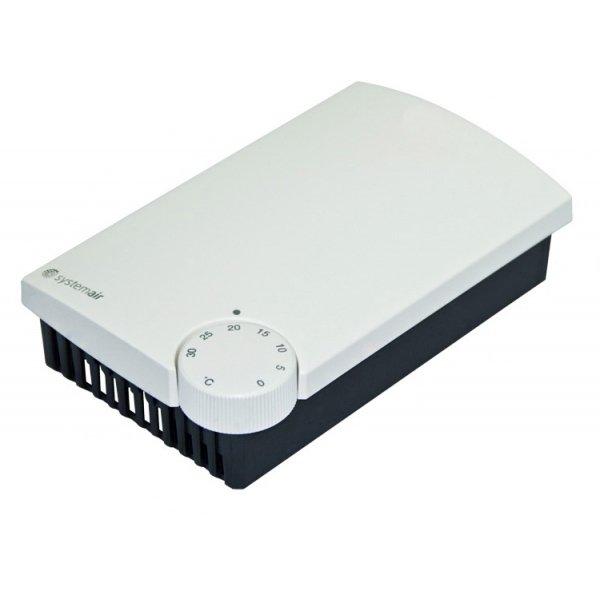 Термостат Frico PULSER-M 230/400Терморегуляторы<br>Регулятор мощности Systemair PULSER-M 230/400 используется для управления электронагревателями и позволяет существенно экономить электроэнергию. Ультратонкий стильный корпус представленной модели выполнен из пластика; не использовать регулятор во влажных помещениях.<br>Технические параметры:<br><br>Регулирование мощности однофазных или двухфазных электротэнов в зависимости от заданной температуры<br>Питание(в/Гц/Ф) 400/50/2<br>Ток (А) 16.00<br>Класс защиты IP 20<br>Вес (кг) 0,3<br>Размеры (мм) 94x150x43<br><br><br>Страна: Швеция<br>Мощность, кВт: None<br>Канальная мощность, кВт: None<br>Длина, м: None<br>Программирование: None<br>Площадь, м?: None<br>Управление: None<br>Функция защиты от перегрева: None<br>Тип кабеля: None<br>Размер, мм: 150х94х43<br>Напряжение, В: 220 В / 380 В<br>Вес, кг: 1<br>Гарантия: 1 год<br>Ширина мм: 94<br>Высота мм: 150<br>Глубина мм: 43