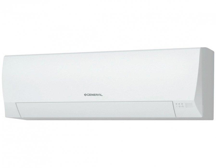 Настенный кондиционер General ASHG07LMCA20 м? - 2 кВт<br>General ASHG07LMCA &amp;ndash; стильная современная сплит-система, предназначенная для настенной установки. Устройство оснащено компрессором инверторного типа, благодаря уровень энергоэффективности максимально высок. Также присутствует мощная фильтрационная система, обеспечивающая качественную вентиляцию воздуха в помещении. Эксплуатация может производиться в нескольких режимах.<br>Особенности и преимущества настенных сплит-систем серии Standard от компании &amp;nbsp;General:<br><br>Ионный деодорирующий фильтр.<br>Моющаяся панель.<br>Таймер сна.<br>Программируемый таймер.<br>Групповой пульт управления (опция).<br>Недельный таймер + таймер экономии (опция).<br>Индивидуальное кодирование блоков.<br>Интеграция в систему управления зданием (опция).<br>Бесшумная работа.<br>Автоматическое определение положения жалюзи.<br>Режим повышенной производительности.<br>Полное DC-инверторное управление.<br>Автоматический перезапуск.<br>Самодиагностика.<br>Яблочно-катехиновый фильтр.<br>Таймер однократного Вкл /Выкл.<br>Недельный таймер.<br>Проводной пульт управления (опция).<br>Инфракрасный пульт управления.<br>Внешнее управление (опция).<br>Комфортное осушение.<br>Автоматическое качание жалюзи в вертикальной плоскости.<br>Автоматическое регулирование воздушного потока.<br>Режим снижения энергопотребления.<br>Подключение внутренних блоков к мультисплит-системам.<br>Автоматический выбор режима.<br>Внешняя индикация работы (опция).<br><br><br>Подбираете кондиционер для дома или офиса? Вам нужно действительно надежное и эффективное оборудование, при этом цена должна радовать своей демократичность? Standard &amp;ndash; серия настенных сплит-систем от японской торговой марки General, на которую стоит обратить внимание. Это высокотехнологичные приборы, которые выделяются на фоне конкурирующего оборудования привлекательным дизайном, высочайшим качеством комплектующих и исполнения, экономичностью, удобством и производительностью.<br>