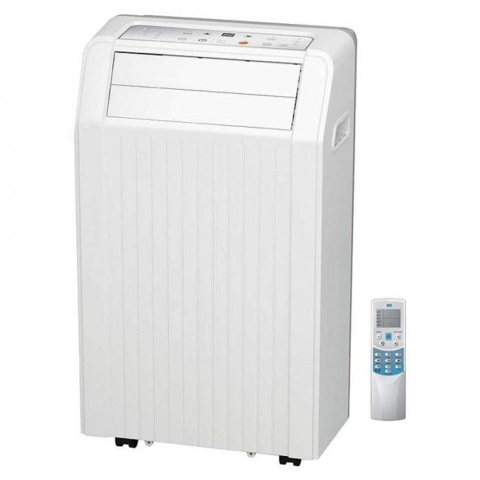 Мобильный кондиционер General Climate GCP-09ERA1N12.6 кВт<br>&amp;nbsp;С мобильным кондиционером воздуха General Climate GCP-09ERA1N1 в любую погоду в Вашем доме ли на даче будет комфортно &amp;ndash; летом Вы можете получить желаемую прохладу, и зимой &amp;ndash; обогреть комнату, и круглый год устранять избыток влаги при духоте или сырости или просто освежать помещение в режиме проветривания. Ножки-колесики делают перемещение кондиционера по горизонтали совершенно необременительным, и Вы можете даже в нескольких комнатах поочередно включать прибор, перекатывая его из одной комнаты в другую.<br>Особенности прибора:<br><br>Рабочие режимы: охлаждение, осушение, обогрев, вентиляция<br>Режимы &amp;ldquo;ночной&amp;rdquo; и &amp;ldquo;автоматический&amp;rdquo; делают эксплуатацию прибора максимально комфортной<br>3 скорости вентилятора<br>Система самодиагностики неполадок<br>Функция запоминания настроек<br>Интеллектуальное управление<br>Пульт ДУ и сенсорная панель на корпусе<br>LED-дисплей<br>Таймер на 24 часа<br>Ножки-колесики для перемещения<br>Привлекательный дизайн<br><br>Режим &amp;ldquo;автоматический&amp;rdquo; самостоятельно обеспечивает &amp;ldquo;климат-контроль&amp;rdquo; состояния воздуха в помещении, не требуя постоянных наблюдений со стороны пользователя и постоянно поддерживая именно нужную Вам температуру, своевременно охлаждая или подогревая воздух.&amp;nbsp;&amp;ldquo;Ночной&amp;rdquo; режим не только позаботится о поддержании комфортной температуры воздуха на протяжении всей ночи, но и оптимально распределит соотношение работы прибора и потребление им электроэнергии, оберегая Ваш покой и не перегружая Вас звуками.3 скорости вращения вентилятора дают возможность регулировать мощность исходящего воздушного потока и скорость распространения кондиционированного воздуха в комнате.Наличие пульта ДУ в комплекте и панели управления на корпусе кондиционера позволяют выбирать наиболее удобный способ корректирования настроек.Функция запоминания настроек позволяе