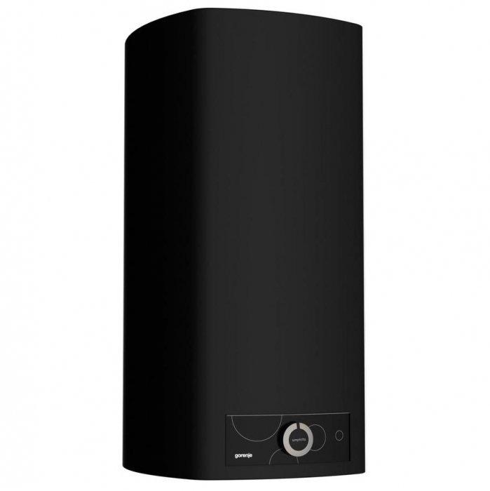 Настенный водонагреватель Gorenje OTG80SLSIMBB680 литров<br>OTG 80SLSIMBB6   это настенный накопительный водонагреватель в узком исполнении для квартиры от Gorenje. Данная модель бойлера  выполнена в современном стиле, черный матовый цвет корпуса великолепно впишется в любой интерьер помещения. Управлять работой устройства достаточно просто   необходимо лишь при помощи специальных клавиш выставить желаемую температуру нагрева воды. Комплексная система защиты прибора поможет прослужить ему вам долгие годы без надобности в ремонте.<br><br>Страна: Словения<br>Производитель: Сербия<br>Способ нагрева: Электрический<br>Нагревательный элемент: Трубчатый<br>Объем, л: 80<br>Темп. нагрева, С: 75<br>Мощность, кВт: 2,0<br>Напряжение сети, В: 220 В<br>Плоский бак: Да<br>Узкий бак Slim: Да<br>Магниевый анод: Да<br>Колво ТЭНов: 1<br>Дисплей: Да<br>Сухой ТЭН: Нет<br>Защита от перегрева: Есть<br>Покрытие бака: Эмаль<br>Тип установки: Вертикальная<br>Подводка: Нижняя<br>Управление: Механическое<br>Размеры ШхВхГ, см: 42x95x44,5<br>Вес, кг: 31<br>Гарантия: 2 года<br>Ширина мм: 420<br>Высота мм: 950<br>Глубина мм: 445