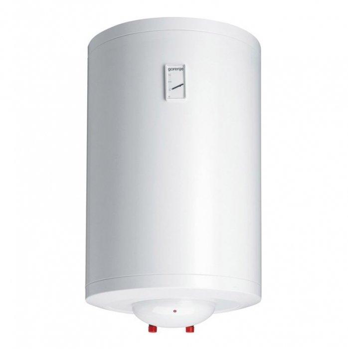 Электрический накопительный водонагреватель Gorenje TG100NGB6100 литров<br>Водонагреватель с большим ресурсом работы Gorenje (Горение) TG100NGB6 позволяет без проблем нагревать воду до 75 градусов в баке объемом в 100 литров. Работает от сети, принадлежит к классу устройств накопительного типа. Имеет приятный дизайн и вертикальное исполнение. Устойчив к коррозии благодаря магниевому аноду, который дополнительно защищает водонагреватель от этой напасти.<br>Особенности и преимущества накопительных электрических водонагревателей Gorenje представленной серии:<br><br>Обслуживание одной или нескольких рабочих точек.<br>Быстрый подогрев воды.<br>Эргономичная конструкция в традиционной форме.<br>Стальной эмалированный бак.<br>Медный нагревательный элемент.<br>Вертикальный монтаж.<br>Индикатор работы.<br>Термометр.<br>Магниевый анод для защиты от коррозии.<br>Экономичный режим работы.<br>Защита от замерзания.<br>Максимальная температура - до 75оС.<br>Максимальное давление - 6 бар.<br>Класс пылевлагозащиты корпуса IP24.<br>Интуитивно понятное управление.<br>Долгий срок эксплуатации.<br>Гарантия качества и надежности.<br><br>Gorenje   известная торговая марка, родом из Словении. Компания долгие годы занимается разработкой техники для дома, которая пользуется очень большой популярностью на мировом рынке. Оборудование под этим брендом оптимально сочетает в себе высокое качество и надежность с демократичной ценой, что и обуславливает такую любовь покупателей. Семейство накопительных водонагревателей электрического типа представлено несколькими моделями различного объема. Серия включает агрегаты с открытым и закрытым ТЭНом. Такое разнообразие даст возможность подобрать максимально подходящий под индивидуальные нужды прибор. В интернет-магазине mircli.ru накопительные водонагреватели Gorenje вы найдете в широком ассортименте по конкурентоспособной цене.<br><br>Страна: Словения<br>Производитель: Сербия<br>Способ нагрева: Электрический<br>Нагревательный элемент: Трубчатый<br>Объем, л