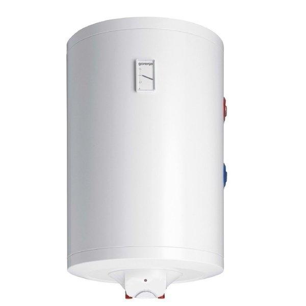Бойлер косвенного нагрева Gorenje TGRK100RNGB6100 литров<br>Gorenje (Горение) TGRK100RNGB6   это бойлер с комбинированным нагревом, функциональный и надежный. Данная модель с легкостью обеспечит большим количеством горячей воды. Будет скромно потреблять электрическую энергию и не потребует постоянного сервисного обслуживания. Внутренний бак устройства снабжен магниевым анодом, который защищает водонагреватель от образования ржавчины.<br>Главные преимущества водонагревателей Gorenje серии TGRK-B6:<br><br>Для нескольких точек водоразбора;<br>Вертикальный настенный монтаж;<br>Присоединение к теплообменнику слева или<br>справа;<br>Погружной ТЭН;<br>Установка температуры регулятором;<br>Различные температурные настройки;<br>Индикация работа ТЭНа;<br>Биметаллический термометр показывает температуру воды в водонагревателе;<br>Рабочее давление: 6 бар;<br>Магниевый анод;<br>Объем: 80, 100, 120 , 150, 200 литров;<br>Простой монтаж и обслуживание.<br><br>Сезон 2016 года радует покупателей новинками климатической техники. Еще одну обновленную серию представила компания Gorenje    TGRK-B6 . Это семейство бойлеров, для которых применим комбинированный тип нагрева: приборы могут работать и от собственного греющего элемента, и подключенные к внешнему источнику тепловой энергии. Обновленная линейка приобрела совершенно инновационный термометр   биметаллический, точно определяющий и отображающий температуру воды внутри гидроаккумуляторной емкости. Однако термометр   это далеко не единственное достоинство агрегатов представленного семейства. Здесь и удобная индикация, и простое управление, и качественная защита от накипи, а также невероятно легкий монтаж. Приобретя в интернет-магазине mircli.ru водонагреватель Gorenje  TGRK-B6 , вы получите полную комплектацию, предусмотренную производителем, официальную гарантию и русскоязычную инструкцию. <br><br>Страна: Словения<br>Объем, л: 94.2<br>Мощность ТЭНа, кВт: 2.0<br>Установка: Настенная<br>Покрытие бака: Эмаль<br>Емкость теплообменника: N