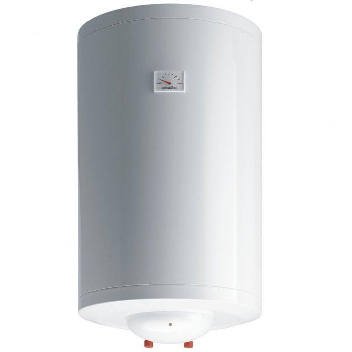 Электрический накопительный водонагреватель Gorenje TGU100NGB6100 литров<br>Накопительный водонагреватель в обновленной версии 2016 года Gorenje (Горение) TGU100NGB6 станет идеальным помощником в организации системы горячего водоснабжения для среднестатистической семьи. Прибор оборудован встроенным электрическим нагревателем из меди погружного типа, кроме того, существует возможность подключения к системе отопления. В качестве защиты от накипи предусмотрен магниевый анод.<br>Главные преимущества водонагревателей серии TGU-B6:<br><br>Для нескольких точек водоразбора;<br>Вертикальный настенный монтаж;<br>Присоединение к теплообменнику слева или справа;<br>Погружной ТЭН;<br>Установка температуры регулятором;<br>Различные температурные настройки;<br>Индикация работа ТЭНа;<br>Биметаллический термометр показывает температуру воды в водонагревателе;<br>Рабочее давление: 6 бар;<br>Магниевый анод;<br>Объем: 80, 100, 120 , 150, 200 литров;<br>Простой монтаж и обслуживание.<br><br>Новая линейка водонагревателей Gorenje TGU-B6   это приборы, исполненные в качественном металлическом кожухе, которые наделены возможностью комбинированного нагрева воды. Все модели семейства оснащены высокоэффективным погружным нагревательным элементом, изготовленным из меди, который надежно защищен встроенным магниевым анодом. На корпусе традиционной цилиндрической формы пользователь найдет индикатор работы ТЭНа и стильный точный термометр.       <br><br>Страна: Словения<br>Производитель: Сербия<br>Способ нагрева: Электрический<br>Нагревательный элемент: Трубчатый<br>Объем, л: 100<br>Темп. нагрева, С: 75<br>Мощность, кВт: 2,0<br>Напряжение сети, В: 220 В<br>Плоский бак: Нет<br>Узкий бак Slim: Нет<br>Магниевый анод: Да<br>Колво ТЭНов: 1<br>Дисплей: Нет<br>Сухой ТЭН: Нет<br>Защита от перегрева: Да<br>Покрытие бака: Эмаль<br>Тип установки: Вертикальная/Горизонтальная<br>Подводка: Нижняя<br>Управление: Механическое<br>Размеры ШхВхГ, см: 45,4x92,6x46,1<br>Вес, кг: 31<br>Гарантия: 2 года<br>Ширина мм: 45