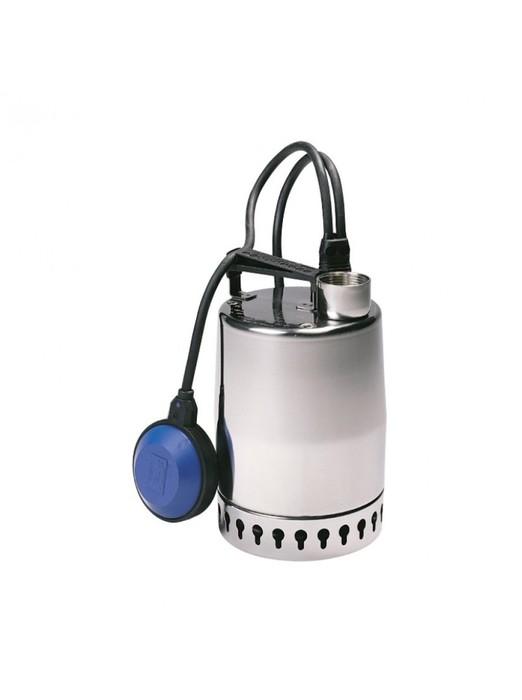 Дренажный насос Grundfos UNILIFT KP150-AV-1 1x220-230V50Hz Sch10mДренажные насосы<br>Grundfos (Грундфос) UNILIFT KP150-AV-1 1x220-230V50Hz Sch10m &amp;ndash; высокотехнологичный насос, изготовленный из прочной стали с нержавеющим покрытием. Данное устройство предназначено для наполнения и осушения различных резервуаров, перекачивания воды из пресных водоемов, а также для отвода стоков от различных бытовых приборов (душевые, посудомоечные&amp;nbsp; машинки).<br>Особенности и преимущества дренажных насосов Grundfos представленной серии:<br><br>Использование композитных материалов.<br>Сетчатый фильтр из нержавеющей стали.<br>Выпускной клапан с рукояткой.<br>Доступны модели с реле уровня.<br>Подходит для низких уровней всасывания.<br>Легкий.<br>Насос Unilift CC предназначен для следующих задач:<br><br>Перекачивание воды и дождевой воды на садовых участках;<br>Перекачивание воды из рек и озер;<br>Перекачивание дождевой, дренажной и паводковой воды;<br>Перекачивание воды для заполнения/опорожнения контейнеров, водоотстойников, баков и т. п.;<br>Перекачивание стоков от душевых, стиральных машин и раковин, расположенных ниже уровня канализационный системы;<br>Перекачивание воды для бассейнов;<br>Перекачивание дренажной воды из водосточных канав;<br>Понижение уровня грунтовых вод;<br>Перекачивание стоков от путепроводов, подземных переходов и т. п.;<br>Перекачивание дренажной воды от системы спринклеров гаража.<br><br><br><br>Торговая марка Grundfos разработала широкий модельный ряд дренажных насосов семейства Unilift, которое представлено несколькими модификациями. Высокотехнологичные Unilift AP &amp;ndash; это универсальные погружные приборы, которые могут откачивать жидкости с достаточно крупными жидкостями, поэтому их использование актуально и в качестве фекальных насосов. Ультрасовременные Unilift CC успешно справляются с откачивание серых стоков, при этом уровень воды может достигать трех миллиметров над полом. Как и модификация AP, Unilift CC могут быть и временным ре