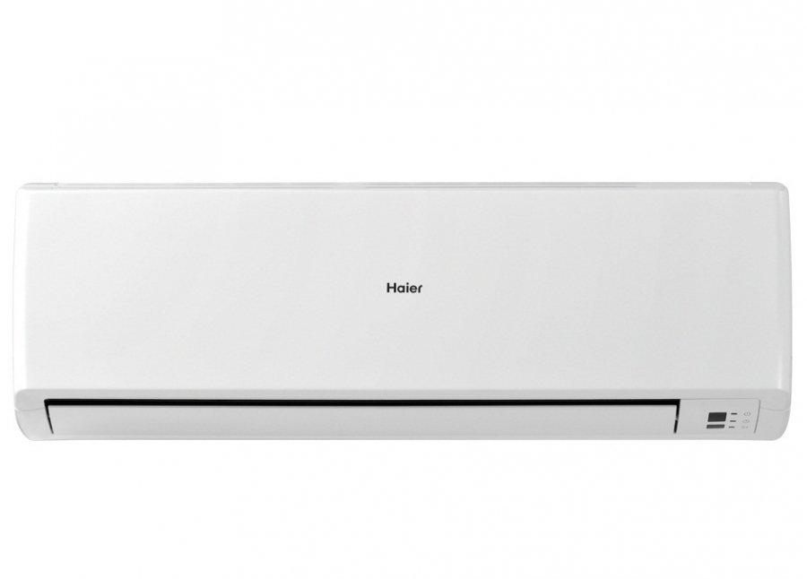 Настенный кондиционер Haier HSU-24HEK203/R2(DB) new70 м? - 7 кВт<br>&amp;nbsp; &amp;nbsp; &amp;nbsp;Настенная сплит-система HSU-24HEK203/R2(DB) &amp;ndash; это новинка 2014 года от бренда Haier. Выход на заданную температуру происходит в короткое время благодаря применению современной технологии DC-Inverter со 180&amp;deg; синусоидальным током. Данная модель оснащена функцией осушения воздуха, что позволяет удалить излишнюю влажность в помещении. Благодаря низким шумовым показателям, представленную модель можно разместить в спальных комнатах. Управление работой кондиционера осуществляется пультом дистанционного управления.<br>Основные характеристики рассматриваемой модели:<br><br>&amp;nbsp;<br>&amp;nbsp; &amp;nbsp;Свое начало история компании Haier берет в 1984 году. С самого первого дня и по сей день самое большое внимание на производстве уделяется качеству выпускаемой продукции. Все товары проходят строгий контроль перед тем, как покинуть заводы. Наверное, поэтому, корпорация уже не раз получала награду, как крупнейший в мире производитель качественной бытовой техники. Кондиционеры Haier &amp;ndash; это всегда инновационный подход к созданию идеального климата в помещениях, который учитывает современный ритм жизни человека.&amp;nbsp; &amp;nbsp;&amp;nbsp;<br><br>Горизонтальная регулировка потока: Нет<br>Уровень шума, дБа: 54<br>Страна бренда: Китай<br>Габариты ВхШхГ, см: 81x68,8x28,8<br>Производитель: Китай<br>Вес, кг: 59<br>Компрессор: Инвертор<br>Площадь, м?: 70<br>Уровень шума, дБа: 36<br>Режим работы: холод/тепло<br>Охлаждение, кВт: 7,1<br>Габариты ВхШхГ, см: 104,6x29,9x23,9<br>Обогрев, кВт: 7,6<br>Вес, кг: 13<br>Потребление при охлаждении, кВт: 2,2<br>Потребление при обогреве, кВт: 2,3<br>Охлаждающая способность, тыс. BTU: 24<br>Диапазон t на охлаждение, С: +18...+43<br>Диапазон t на обогрев, С: 15...+24<br>Расход воздуха, м3/ч: 1100<br>Хладагент: R410A<br>Max длина трассы, м: 15<br>диаметр газовой трубы, дюйм: Нет<br>диаметр жидкостной трубы, дюйм: Нет<br>Фил