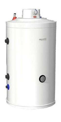 Бойлер косвенного нагрева Hajdu AQ IND SC 100 напольный100 литров<br>Водонагреватель косвенного нагрева Hajdu IND S 100 в напольном исполнении будет удобен в том случае, если стены помещения заняты или слабы для монтажа тяжелой техники.<br> Медный теплообменник обеспечивает высокий КПД нагрева воды, и стеклокерамическая эмаль, которой покрыт рабочий бак изнутри обеспечивает максимальную чистоту нагреваемой воде   Вы можете использовать ее даже в пищевых целях.<br>  Особенности прибора:<br><br>Нагрев от отопительного котла<br>Возможность подключения ТЭНа<br>Может обслуживать несколько точек потребления одновременно<br>Вода пригодна для пищевых и санитарных нужд<br>Рабочий бак покрыт стеклокерамической эмалью<br>Экологически чистая теплоизоляция<br>Погружной нагревательный элемент изготовлен из меди<br>Большой магниевый анод<br>Терморегулятор со сменными контактами<br>Термостат с двойной защитой<br>Предохранительный клапан для сброса избыточного давления<br>Световой индикатор нагрева воды<br>Внешний кожух изготовлен из листовой стали<br>Корпус прибора покрыт порошковой эмалью белого цвета<br>Напольное вертикальное исполнение<br>Гарантия на готовое изделие 2 года<br>Гарантия на внутренний бак 7 лет<br><br>Водонагреватели косвенного нагрева   один из наиболее рациональных способов нагрева и сбережения запаса теплой воды, особенно в тех случаях, когда интенсивность расхода горячей воды колеблется, а основная система отопления работает на более дешевых и более производительных котлах   твердотопливном или газовом. Как правило, косвенные водонакопители используют для снабжения санитарной горячей водой домов и загородных коттеджей, офисов или промышленных учреждений.<br>Принцип действия таких водонагревателей прост: нагревательный элемент прибора (ТЭН) подключается к котлу, установленному во главе отопительной системы, и вода или антифриз, циркулирующие по отопительной системе, проходя по ТЭНу бойлера нагревает воду, находящуюся в нем. Такой способ нагрева воды гораздо экон