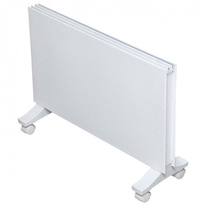Инфракрасный обогреватель Hintek IF-070.8 кВт<br>Модель инфракрасного обогревателя Hintek (Хинтек) IF-07 изготовлена в современном утонченном дизайне и предназначена для отопления помещений. Внешний корпус прибора сильно не нагревается, поэтому оборудование подходит для установки в детских учреждениях. Прибор оснащен оребренной панелью, скрытой на задней части корпуса, которая способствует равномерному распределению тепла.<br>Особенности рассматриваемой модели инфракрасного обогревателя Hintek:<br><br>Повышенная излучательная способность создает мягкий поток инфракрасного излучения;<br>Позволяют снизить энергопотребление до 30% по сравнению с конвекторами;<br>Оребренная задняя панель равномерно распределяет тепло;<br>Корпус нагревается не более 70 С   прибор рекомендован для детских учреждений;<br>Защита от перегрева;<br>Возможно применение в любых помещениях;<br>Защищены от пыли и брызг- IP54;<br>Возможен заказ прибора в спец-исполнении IP66;<br>Срок службы до 10 лет.<br><br>Инфракрасные обогреватели Hintek (Хинтек) выполнены в компактных размерах и отличаются современным элегантным дизайном. Приборы быстро монтируются и используются для качественного обогрева помещений с различными конфигурациями. Агрегаты нагреваются плавно и обладают защитой от пыли и брызг воды, поэтому отлично подойдут для установки в детских садах или школах. <br><br>Страна: Россия<br>Производитель: Россия<br>Мощность, кВт: 0,700<br>Площадь, м?: 7<br>Класс защиты: IP54<br>Регулировка мощности: Нет<br>Встроенный термостат: Нет<br>Тип установки: Напольная<br>Отключение при перегреве: Есть<br>Пульт: Нет<br>Габариты ШВГ, см: 70x44x15<br>Вес, кг: 6<br>Гарантия: 5 лет<br>Ширина мм: 700<br>Высота мм: 440<br>Глубина мм: 150