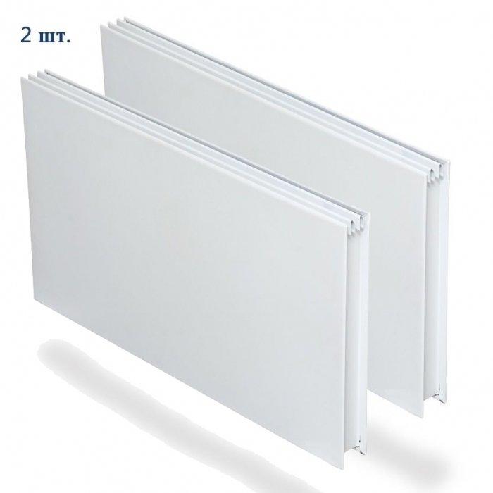 Инфракрасный обогреватель Hintek IW-07-20.8 кВт<br>Модель инфракрасного обогревателя Hintek (Хинтек) IW-07-2 считается универсальной, потому что подходит для монтажа в административных и жилых помещениях. Прибор отличается высокой мощностью и при этом выполнен в компактных размерах. Устройство оснащено оребренной панелью на задней части корпуса, которая обеспечивает обогревателю равномерное распределение тепла.<br>Особенности рассматриваемой модели инфракрасного обогревателя Hintek:<br><br>Два прибора в одной упаковке!<br>Повышенная излучательная способность создает мягкий поток инфракрасного излучения;<br>Позволяют снизить энергопотребление до 30% по сравнению с конвекторами;<br>Оребренная задняя панель равномерно распределяет тепло;<br>Корпус нагревается не более 70 С   прибор рекомендован для детских учреждений;<br>Защита от перегрева;<br>Возможно применение в любых помещениях;<br>Защищены от пыли и брызг- IP54;<br>Возможен заказ прибора в спец-исполнении IP66;<br>Срок службы до 10 лет.<br><br>Инфракрасные обогреватели Hintek (Хинтек) выполнены в компактных размерах и отличаются современным элегантным дизайном. Приборы быстро монтируются и используются для качественного обогрева помещений с различными конфигурациями. Агрегаты нагреваются плавно и обладают защитой от пыли и брызг воды, поэтому отлично подойдут для установки в детских садах или школах. <br><br>Страна: Россия<br>Производитель: Россия<br>Мощность, кВт: 0,7002<br>Площадь, м?: 14<br>Класс защиты: IP54<br>Регулировка мощности: Нет<br>Встроенный термостат: Нет<br>Тип установки: Настенная<br>Отключение при перегреве: Есть<br>Пульт: Нет<br>Габариты ШВГ, см: 70x40x5<br>Вес, кг: 6<br>Гарантия: 5 лет<br>Ширина мм: 700<br>Высота мм: 400<br>Глубина мм: 50