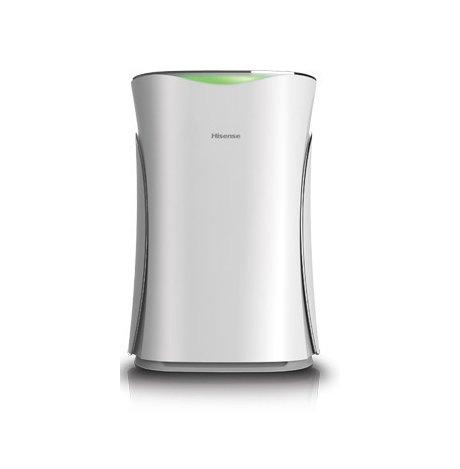 Очиститель воздуха Hisense AE-33R4BFSОчистка + Увлажнение<br>Очищение воздуха в помещении   важная задача в современных экологических условиях. Особенно это важно для помещений, где находятся аллергики и меленькие дети. Воздухоочистители Hisense AE-33R4BFS прекрасно справятся с очисткой воздуха в вашем доме, благодаря современным высокоэффективным фильтрам. Так же они оснащены функцией увлажнения воздуха, что особенно важно в период отопительного сезона. Hisense AE-33R4BNS удобны и просты в управлении, а так же отличаются современным стильным дизайном.<br>Особенности и преимущества очистителей-увлажнителей воздуха серии ECOlife от компании Hisense:<br><br>Запатентованная технология увлажнения и очистки воздуха NANOE от Panasonic.<br>Комплексная 5-ти ступенчатая система очистки и увлажнения воздуха.<br>Предварительный фильтр, высокоэффективный HEPA и нанофотокаталитический дезодорирующий фильтры.<br>Увлажняющий и очищающий модуль из фибра материала Fibra CHM.<br>Оптимальная размер резервуара для воды - 2 литра.<br>Высокоточный сенсор качества воздуха - 3-х ступенчатая цветовая индикация.<br>Сенсорная панель управления Touch Screen, индикация температуры и относительной влажности в помещении.<br>Расширенные возможности управления: 4 скорости очистки воздуха, Turbo режим, 2 комфортных режима работы, Smart режим, таймер.<br>Отключаемая функция увлажнения воздуха.<br>Защита от детей   надежная блокировка панели управления.<br>Удобное окно и шкала для контроля за уровнем воды в резервуаре.<br>Эргономичный пульт ДУ и встроенные колесики для легкой транспортировки.<br>Впечатляющий дизайн и цветовая гамма.<br><br>Линейка воздухоочистителей ECOLife создана компанией Hisense с применением передовых технологий, поэтому с уверенностью можно сказать, что приборы являются одними из лучших представителей своего сегмента. Главное их достоинство   технология NANOE, которая обеспечивает эффективную очистку и увлажнение воздуха за счет выработки специальных одноименных частиц, которые 