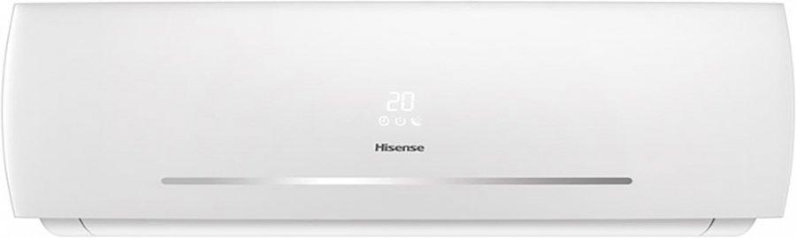 Настенный кондиционер Hisense AS-07HR4SYDDCG/AS-07HR4SYDDCW20 м? - 2 кВт<br>Настенная сплит-система Hisense AS-07HR4SYDDCG/AS-07HR4SYDDCW удобна не только в установке, но и в использовании. Обладают двухсторонним подключением для слива конденсата - левым или правым. Программное обеспечение системы позволит установить и автоматически поддержать нужные параметры. Функция самодиагностики неполадок упростит обслуживание кондиционера. Высокоэффективная трехступенчатая система фильтрации воздуха создаст природную свежесть воздуха прямо в вашей квартире.<br><br>Особенности и преимущества настенных сплит-систем серии NEO CLASSIC A от компании Hisense:<br><br>Энергоэффективность класса А.<br>Новый современный дизайн панели.<br>Светопрозрачный пластик передней панели.<br>MIRAGE дисплей.<br>Ultra Hi Density фильтр, LTC фильтр*, Угольный фильтр .<br>4D AUTO Air (автоматические вертикальные и горизонтальные жалюзи).<br>Режимы Sleep, Smart, Super&amp;rdquo;, Функция &amp;ldquo;I feel&amp;rdquo;.<br>Таймер на включение и отключение .<br>Отключение дисплея внутреннего блока с пульта &amp;ldquo;Dimmer&amp;rdquo;.<br>Функция Самоочистки.<br>Двухстороннее подключение для слива конденсата (левое или правое).<br>Защитная накладка на вентили внешнего блока.<br>Авторестарт, самодиагностика.<br><br>NEO CLASSIC A &amp;ndash; это новое семейство настенных сплит-систем типа on/off от компании Hisense, которое в 2015 году пришло на смену линейке CLASSIC A, вобрав в себя все лучшее от своих предшественников и дополненное новыми возможностями. Первое новшество, сразу бросающееся в глаза, &amp;ndash; светопрозрачный информативный дисплей. Еще одно полезное дополнение &amp;ndash; автоматические жалюзи 4D AUTO Air, с помощью которых пользователь может регулировать распределение воздуха с пульта. Кроме того, агрегаты получили обновленный воздушный фильтр высокой плотности, который удаляет пыль и другие загрязнения на 90%. Также повысилась энергоэффективность, появилась функция &amp;ldquo;I Feel&amp;