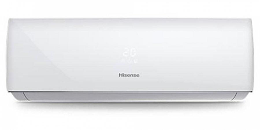 Настенный кондиционер Hisense AS-07UR4SYDDB1G/AS-07UR4SYDDB1W20 м? - 2 кВт<br>Современная сплит-система Hisense (Хайсенс) AS-07UR4SYDDB1G/AS-07UR4SYDDB1W представляет собой высокотехнологичное устройство для создания и поддержания оптимальной в данный момент времени температуры (режим &amp;laquo;обогрев&amp;raquo; и &amp;laquo;охлаждение&amp;raquo; &amp;mdash; зависит от потребностей пользователя и внешних погодных условий).&amp;nbsp; Благодаря двойной шумоизоляции компрессора прибор имеет низкий уровень шума.<br>Особенности рассматриваемой модели настенного кондиционера серии Hisense &amp;nbsp;&amp;laquo;Smart DC Inverter&amp;raquo;:<br><br>Классическая &amp;nbsp;инверторная сплит-система<br>Стильный облик, компактные установочные размеры<br>Энергоэффективность класса A<br>MIRAGE дисплей<br>Светопрозрачный пластик передней панели<br>Функция Самоочистки<br>Низкий уровень шума от (24 дб(А))<br>Энергоэффективность высокого класса &amp;laquo;А&amp;raquo;<br>4D AUTO Air (автоматические вертикальные и горизонтальные жалюзи)<br>Работа на охлаждение до 0&amp;deg;С /обогрев до -15&amp;deg;С<br>Ultra Hi Density фильтр, Silver ion, фотокаталитический фильтр<br>Двухстороннее подключение для слива конденсата (левое или правое)<br>Устойчивость к перепадам напряжения<br>Режимы Sleep, Smart, Super&amp;rdquo;, Функция &amp;ldquo;I feel&amp;rdquo;<br>Таймер на включение и отключение, &amp;ldquo;Dimmer&amp;rdquo;<br>Защитная накладка на вентили внешнего блока<br>Двойная шумоизоляция компрессора<br>Авторестарт, Самодиагностика<br>Комплектуется пультом ДУ с дисплеем.<br><br>Smart DC Inverter является новой серией настенных кондиционеров от преуспевающего бренда Hisense &amp;mdash; каждое устройство разработано в соответствии с самыми строгими требованиями безопасности и качества. Надежная конструкция сплит-системы гарантирует долгий срок эксплуатации, а разделение рабочих блоков на несколько (внешний и внутренний) снизит уровень шума до комфортного показателя.&amp;nbsp;<br><br>Горизонт