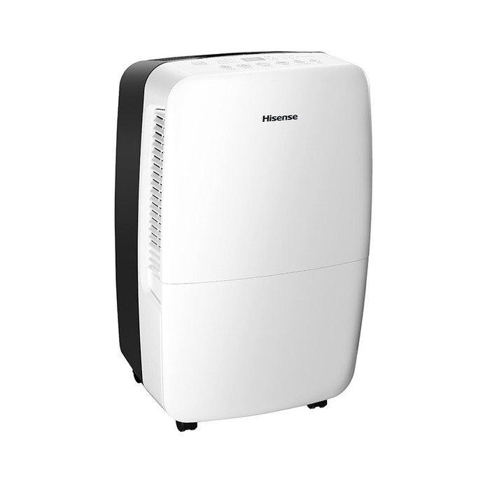 Осушитель воздуха Hisense DH-25K4HDL20 литров<br>Иногда в наших домах уровень влажности становится слишком высок, что может доставлять неудобства и даже влиять на наше здоровье. С проблемой избыточной влажности воздуха вам помогут справиться многофункциональные осушители воздуха Hisense DH-25K4HDL. Высокое качество работы, контроль влажности до 80%, низкий уровень шума, современные фильтры очистки воздуха. Кроме того, осушитель имеет стильный современный дизайн, встроенные колесики для передвижения прибора и удобную систему хранение шнура.<br>Особенности и преимущества мультифункционального осушителя воздуха серии K4HDL от компании Hisense:<br><br>Высокая эффективность работы.<br>Традиционное качество Hisense .<br>Оптимальная производительность по осушению.<br> Контроль уровня влажности от 30% до 80% .<br> Низкий уровень шума.<br> Большой бак для сбора конденсата.<br> Фильтр для очистки воздуха.<br> Автоматический режим работы.<br>Программируемый таймер включения и выключения.<br> Выдвижная ручка и встроенные колесики для простоты транспортировки.<br> Удобное хранение шнура питания на корпусе прибора.<br>Компактный привлекательный дизайн.<br>Имеет всю разрешительную документацию и подлежит обязательной сертификации.<br><br>Представленная модель осушителя воздуха   это высокоэффективный прибор, обладающий широкими функциональными возможностями. Агрегат разработан брендом с мировым именем   компанией Hisense с использование инновационных решений и передовых технологий. Устройство качественно и аккуратно исполнено, а его стильный эргономичный дизайн прекрасно дополнит любой современный интерьер. Осушитель предназначен для настольного размещения и может легко перемещаться из одного помещения в другое благодаря своим компактным размерам и небольшому весу. Стоит отметить, что бренд Hisense   это разработчик климатического оборудования, продукция которого пользуется большой популярностью как на иностранном, так и на российском рынке. Функциональность и высокое качество их 