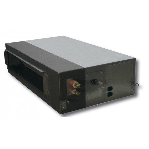 VRF система Hitachi RPI-2.5 FSN4EКанальные<br>Для обслуживания объектов коммерческого, бытового или промышленного типа разработан канальный блок VRF-системы Hitachi (Хитачи) RPI-2.5 FSN4E. Модель оборудована современными комплектующими, что гарантирует высокую производительность, комфорт в эксплуатации и длительный срок службы. Особенностью модели является компактные размеры корпуса, которые дают возможность установки оборудования в ограниченном пространстве.<br>Основные преимущества эксплуатации модели внутреннего канального блока VRF-системы от компании Hitach линейки SET FREE:<br><br>Канальные блоки средненапорные оснащены двигателем постоянного тока с инверторным управлением DC INVERTER<br>Благодаря инверторному управлению стало возможным более точно управлять скоростью вентилятора и улучшить показатели при низком статическом давлении<br>Имея высоту не более 275 мм канальные блоки низкого профиля могут устанавливаться в местах с ограниченным подпотолочным пространством без необходимости дополнительных строительных работ.<br>Более того изменяя положение задней крышки очень просто можно изменить сторону воздухозабора со стандартной торцевой на нижнюю.<br>Модель стандартно комплектуются воздушным фильтром на стороне всасывания.<br>Внутренние блоки стандартно поставляются со встроенным дренажным насосом. Высота подъема конденсата составляет 850 мм<br>100% гарантия высокого качества от производителя<br><br>Мультизональные системы VRF от популярного японского бренда Hitachi   это огромнейший выбор моделей, которые помогут создать системы кондиционирования различной сложности и конфигурации. Все изделия семейства исполнены только из качественных материалов по современным японским технологиями производства. В нашем интернет-каталоге каждый специалист найдет, как внутренние, так и наружные блоки различной мощности и производительности.<br> <br><br>Страна: Япония<br>Производитель: Испания<br>Охлаждение, кВт: 7,1<br>Обогрев, кВт: 8,5<br>Площадь м?: 71<br>Потребление охл, к