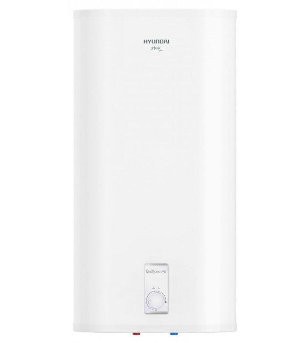Водонагреватель Hyundai H-DRS-80V-UI31180 литров<br>Надежный электрический водонагреватель 80 литров&amp;nbsp;Hyundai (Хендай) H-DRS-80V-UI311&amp;nbsp;&amp;mdash; это накопительное оборудование для дома, которое предназначается для расширения функционала вашего дома и его бытовых помещений. Благодаря этому прибору, в жилом сооружении (загородный дом, коттедж, дача и тому подобное) всегда будет в наличие горячая вода для комфортного использования и удовлетворения собственных нужд.<br><br>Страна: Корея<br>Производитель: Китай<br>Способ нагрева: Электрический<br>Нагревательный элемент: Медный<br>Объем, л: 80<br>Темп. нагрева, С: 75<br>Мощность, кВт: 2.0<br>Напряжение сети, В: 220 В<br>Плоский бак: Да<br>Узкий бак Slim: Нет<br>Магниевый анод: Да<br>Колво ТЭНов: 1<br>Дисплей: Нет<br>Сухой ТЭН: Нет<br>Защита от перегрева: Есть<br>Покрытие бака: Эмаль<br>Тип установки: Вертикальная<br>Подводка: Нижняя<br>Управление: Механическое<br>Размеры ШхВхГ, см: 98.9x51.6x27<br>Вес, кг: 17<br>Гарантия: 1 год<br>Ширина мм: 989<br>Высота мм: 516<br>Глубина мм: 270