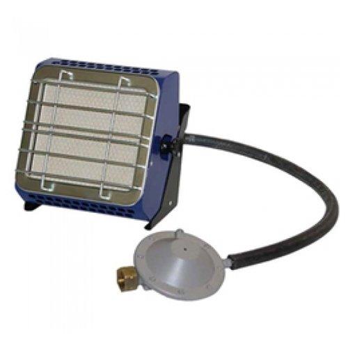 Газовый конвектор HyundaiКонвекторы газовые<br>Модель газового обогревателя Hyundai (Хендай) H-HG2-37-UI687 не требует  подключения к электрической к сети. Агрегат может успешно использоваться для приготовления пищи на открытых пространствах. Оборудование подходит для обогрева различных участков на строительных объектах. Прибор быстро монтируется, отличается простотой в эксплуатации и рассчитан на продолжительный срок службы.<br>Достоинства газового конвектора рассматриваемой модели от Hyundai:<br><br>Обогреватель предназначен для обогрева открытых площадок промышленных и с/х предприятий (террас, теплиц и т.п.), а также бытовых, не жилых и общественных помещений с временным пребыванием людей.<br>Принципом работы обогревателя является выделение инфракрасного излучения при сгорании газооборазной смеси на поверхности керамической горелки.<br>Обогреватель обладает высокой эффективностью и не требует подключения к электропитанию, т.к. работает на сжиженном газе типа пропан.<br>Керамические излучатели не содержат асбест.<br>Компактный размер корпус.<br>Два рабочих положения: горизонтально (излучающей поверхностью вверх), вертикально (угол наклона не более 60 ).<br>Можно использовать для приготовления и подогрева пищи.<br><br>Газовые конвекторы Hyundai предназначены для качественного обогрева пространства. Приборы оснащены защитой от опрокидывания, поэтому надежны и безопасны в эксплуатации. Агрегаты гармонично сочетают в себе высокую производительность и низкие энергетические затраты. Устройства работают от доступного по цене пропана, поэтому считаются экономичными в общем содержании.<br><br>Страна: Корея<br>Потребляемая мощность, кВт: None<br>Мощность, кВт: 3,65<br>Тип камеры: Закрытая<br>Теплообменник: Нет<br>Расход природного газа мsup3;/ч: None<br>Расход сжиженного газа кг/ч: 0,33<br>Вентилятор: Нет<br>Габариты ШхВхГ: 314х214х145<br>Вес, кг: 3<br>Гарантия: 1 год