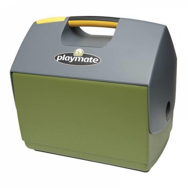 Термоэлектрический автохолодильник Igloo Playmate Elite Ultra (green)11-20 литров<br>Igloo (Иглу) Playmate Elite Ultra (green) &amp;ndash; это прочный и эргономичный изотермический контейнер с эксклюзивным дизайном и отличной изоляцией. Форма контейнера обеспечивает максимальный комфорт при его транспортировке и использовании; представленный объем оптимален для небольших путешествий. Обновленный замок гарантирует надежное закрытие крышки.&amp;nbsp;<br>Основные преимущества приобретения изотермического контейнера от торговой марки Igloo:<br><br>Современный привлекательный дизайн.<br>Удобные для транспортировки размеры.<br>Удобная для переноски ручка.<br>Наличие поддона для слива излишней жидкости.<br>Высокое европейское качество материалов изготовления.<br>Простота в уходе и использовании.<br>Разнообразные цветовые решения.<br>Идеален для любителей активного отдыха, рыбалки, охоты и путешествий.&amp;nbsp;&amp;nbsp;&amp;nbsp;&amp;nbsp;&amp;nbsp;&amp;nbsp;&amp;nbsp;&amp;nbsp;&amp;nbsp;&amp;nbsp;&amp;nbsp;<br><br>Изотермические пластиковые контейнеры Igloo &amp;mdash; это отличное решение для тех, кто любит дальние путешествия, пикники, рыбалку, часто осуществляет поездку на концерты, соревнования и другие мероприятия. Данные изделия из экологически чистых материалов будут поддерживать различные жидкости и напитки охлажденными или горячими &amp;mdash; в зависимости от функций и задач конкретной модели.&amp;nbsp;<br><br>Страна: США<br>Объем, л: 15,0<br>Мощность, Вт: Нет<br>Питание, В: Нет<br>Max температура, C: Нет<br>Min температура, C: Нет<br>Функция подогрева: Нет<br>Дельта t, C: Нет<br>Кабель питания: Нет<br>Назначение: Изотермический контейнер<br>ГабаритыВШД,мм: 360x250x380<br>Вес, кг: 3<br>Гарантия: 1 год