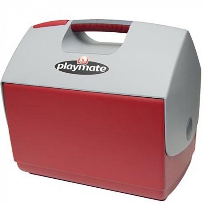 Изотермический контейнер Igloo Playmate Elite Ультра15 л. Красный11-20 литров<br>Изометрический контейнер Igloo Playmate Elite Ультра15 л. Красный &amp;mdash; это устройство, актуальное для тех, кто любит активный отдых, рыбалку, концерты, путешествия и просто приключения. Изделие имеет привлекательное дизайнерское решение и приятную цветовую палитру, позволяет позаботится о сохранности продуктов питания и напитков во время транспортировки и переноса.<br>Основные преимущества приобретения изотермического контейнера от торговой марки Igloo:<br><br>Современный привлекательный дизайн.<br>Удобные для транспортировки размеры.<br>Удобная для переноски ручка.<br>Наличие поддона для слива излишней жидкости.<br>Высокое европейское качество материалов изготовления.<br>Простота в уходе и использовании.<br>Разнообразные цветовые решения.<br>Идеален для любителей активного отдыха, рыбалки, охоты и путешествий.&amp;nbsp;&amp;nbsp;&amp;nbsp;&amp;nbsp;&amp;nbsp;&amp;nbsp;&amp;nbsp;&amp;nbsp;&amp;nbsp;&amp;nbsp;&amp;nbsp;<br><br>Изотермические пластиковые контейнеры Igloo &amp;mdash; это отличное решение для тех, кто любит дальние путешествия, пикники, рыбалку, часто осуществляет поездку на концерты, соревнования и другие мероприятия. Данные изделия из экологически чистых материалов будут поддерживать различные жидкости и напитки охлажденными или горячими &amp;mdash; в зависимости от функций и задач конкретной модели.&amp;nbsp;<br><br>Страна: США<br>Объем, л: 15.2<br>Мощность, Вт: None<br>Питание, В: Нет<br>Max температура, C: None<br>Min температура, C: None<br>Функция подогрева: None<br>Дельта t, C: None<br>Кабель питания: Нет<br>Назначение: Изотермический контейнер<br>ГабаритыВШД,мм: 390x400x260<br>Вес, кг: 2<br>Гарантия: 6 месяцев