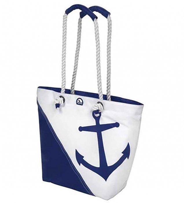 Сумка-термос Igloo Sail Tote 24 A-A blueСумки-холодильники<br>Модель современной изотермической сумки Sail Tote 24 A-A blue от торговой марки Igloo идеальна для походов на пляж. Соответствующий стилю рисунок, синяя цветовая гамма и невероятно элегантный дизайн не дают усомниться в том, что перед вами обычная пляжная дамская сумка. Но, при этом, надежный слой изоляция и полная герметичность замков и шовных соединений позволит сохранить надолго необходимую вам температуру продуктов, которые вы поместите в такую сумочку.<br>Основные преимущества приобретения изотермической сумки от торговой марки Igloo:<br><br>Современный привлекательный дизайн.<br>Высокое европейское качество материалов изготовления.<br>8мм изоляция Polatherm   сохраняет продукты питания и напитки теплыми или холодными в зависимости от сферы применения.<br>Наружная поверхность сумки выполнена из высококачественного не пачкающегося материала.<br>Герметичная внутренняя часть выполнена из бесшовного полиэтилена и соответствует правилам безопасности FDA США для контакта с пищевыми продуктами.<br>Разнообразная цветовая гамма позволяет сделать выбор соответствующий сезону.<br>Складывается для удобства хранения<br>Идеальна для активного отдыха и путешествий.<br><br>Серия изотермических сумок DUAL COMPARTMENT от популярной американской торговой марки Igloo разработана для удобства транспортировки продуктов, которые необходимо сохранить в теплом или холодном состоянии. Данная серия идеальна для женской половины человечества   стильный элегантный дизайн, яркая цветовая гамма и удобный компактный размер моделей придется по душе каждой моднице.  С такой сумкой можно смело отправляться на пляж или пикник, ей не страшна жара благодаря надежному слою изоляции. При этом материал устойчив к износу и загрязнениям, а значит, сумка послужит достаточно долгий срок.<br><br>Страна: США<br>Объем, л: 18,0<br>Мощность, Вт: None<br>Питание, В: Нет<br>Темп. max, С: None<br>Темп. min, С: None<br>Габариты ВxШxД, мм: 346x165,1x463<